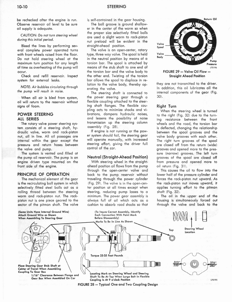 1973 AMC Technical Service Manual page 306 of 487