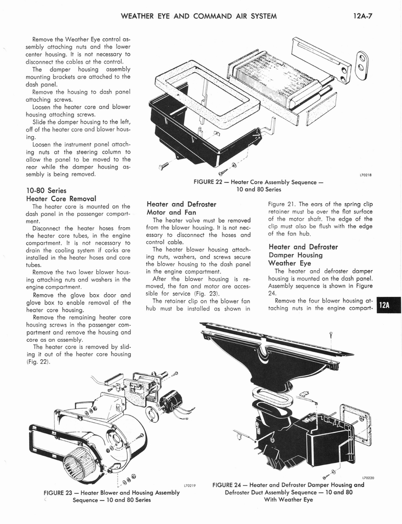 1973 AMC Technical Service Manual page 345 of 487