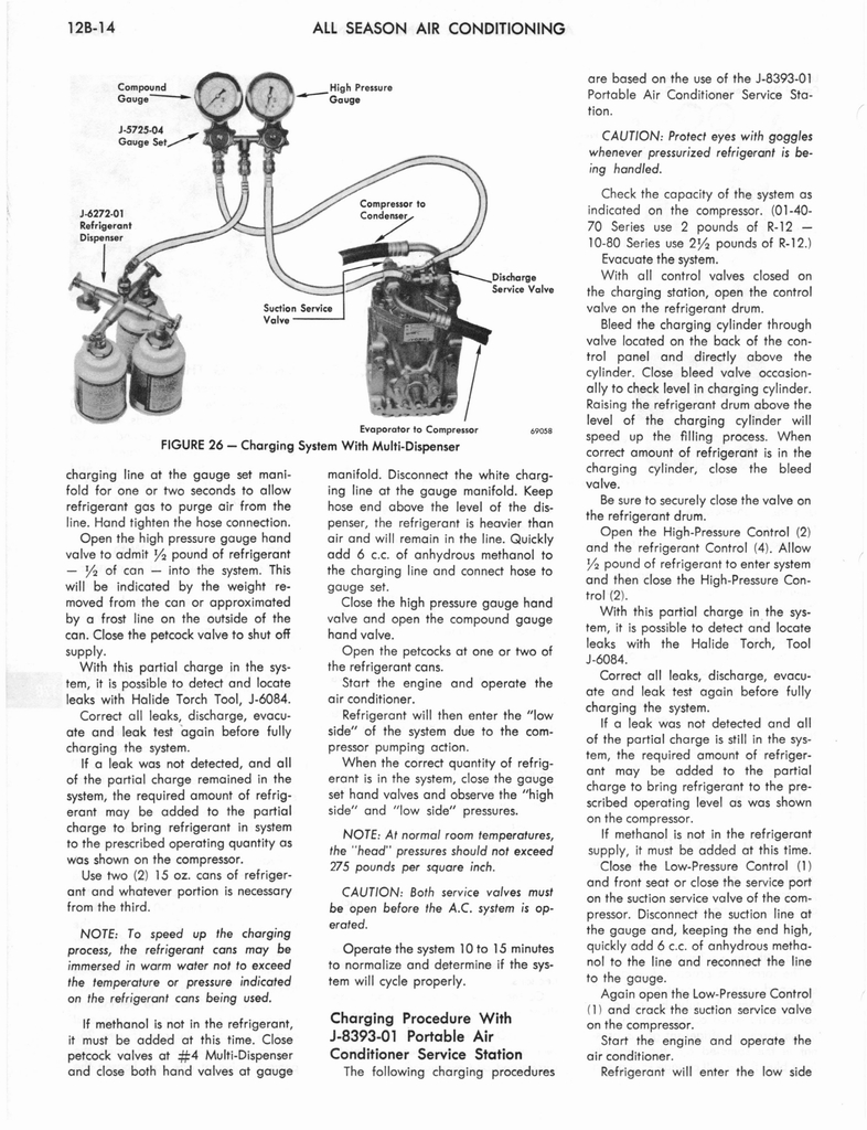 1973 AMC Technical Service Manual page 360 of 487