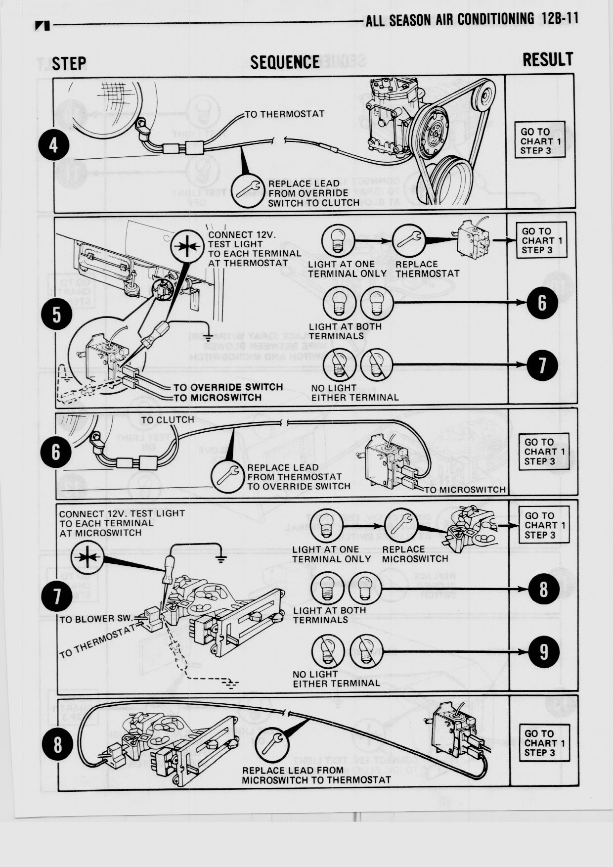 12B Air Conditioning / 1976 AMC Technical Service Manual