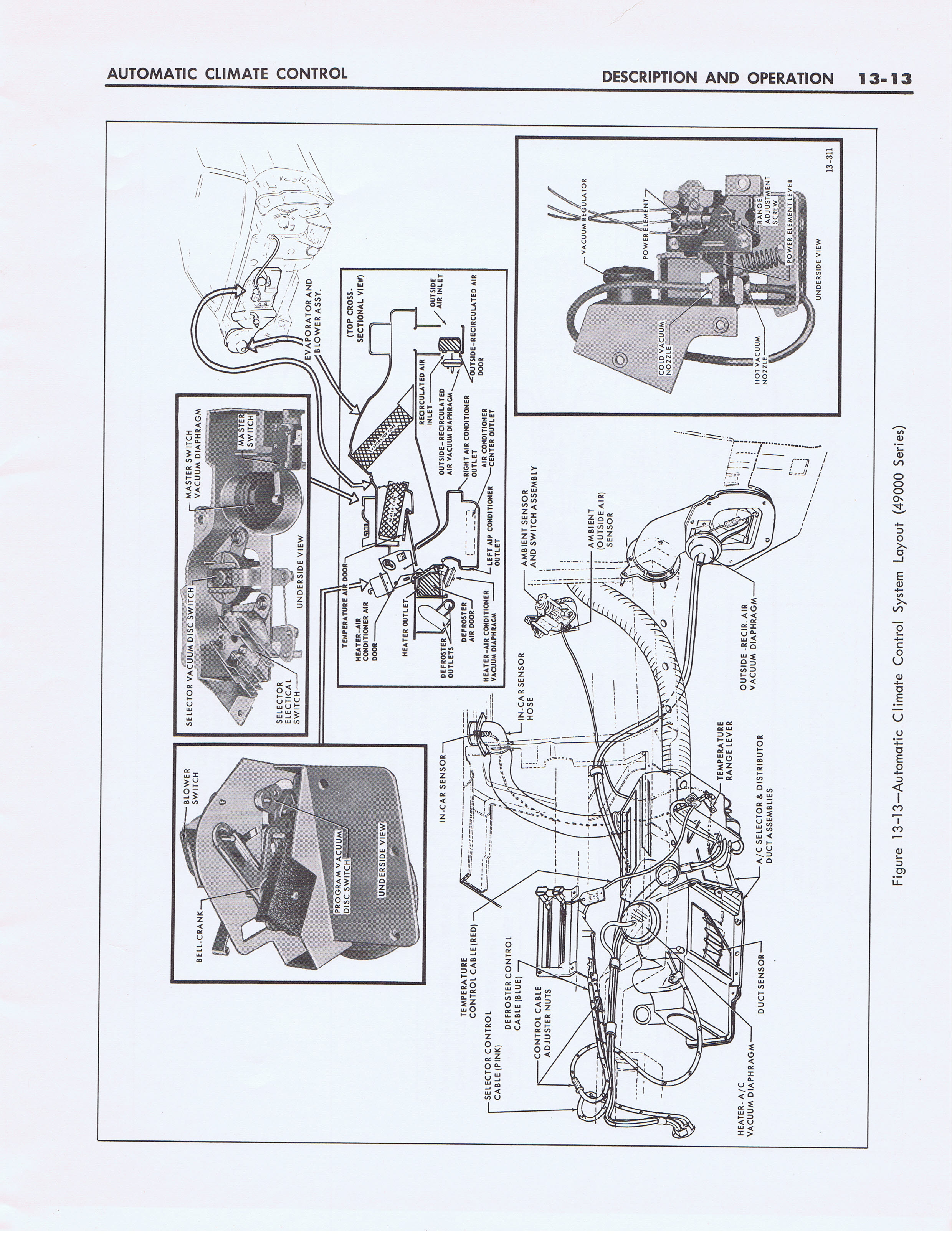 1967 Buick Automatic Climate Control (Second Type) page 15