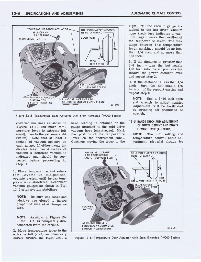 1967 Buick Automatic Climate Control (Second Type) page 6