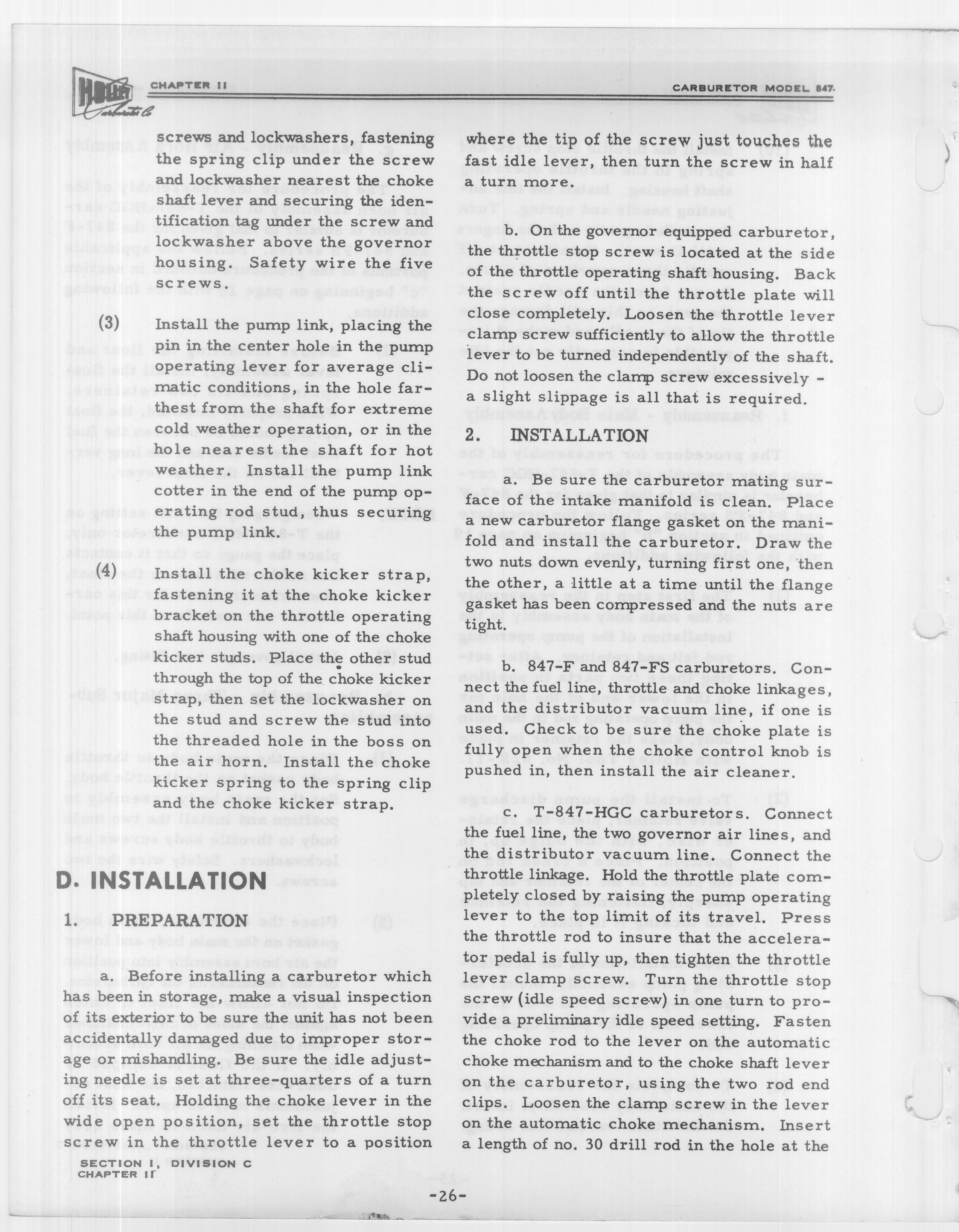 Holley 847 Downdraft Service Manual / H847-19500030.jpg