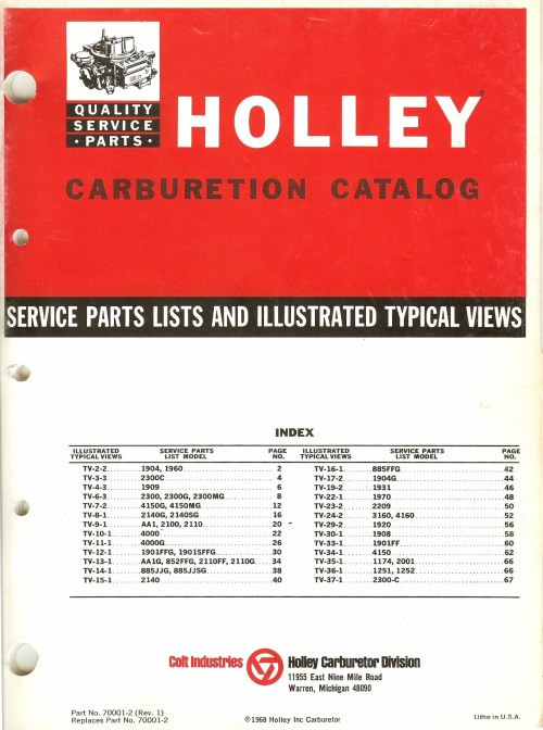 small resolution of cover image click to enlarge holley 4150