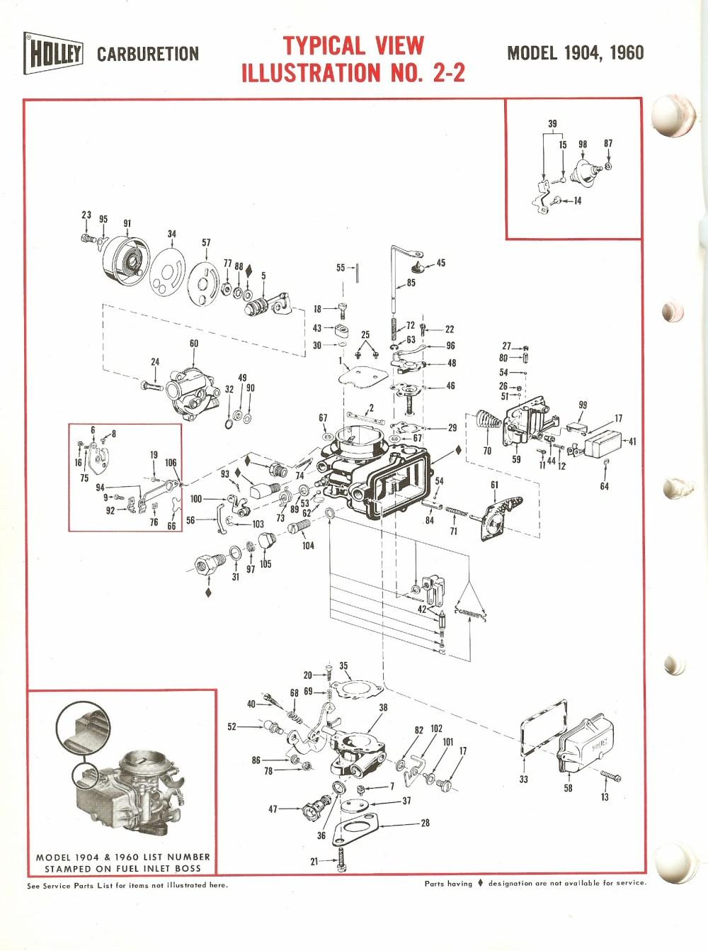 medium resolution of holley carburetor diagram wiring diagram for you holley carburetor exploded diagrams holley 1904 1906 exploded