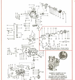 holley aa 1 2100 and 2110 exploded diagrams the old car manualholley 4150 diagram  [ 1509 x 2126 Pixel ]