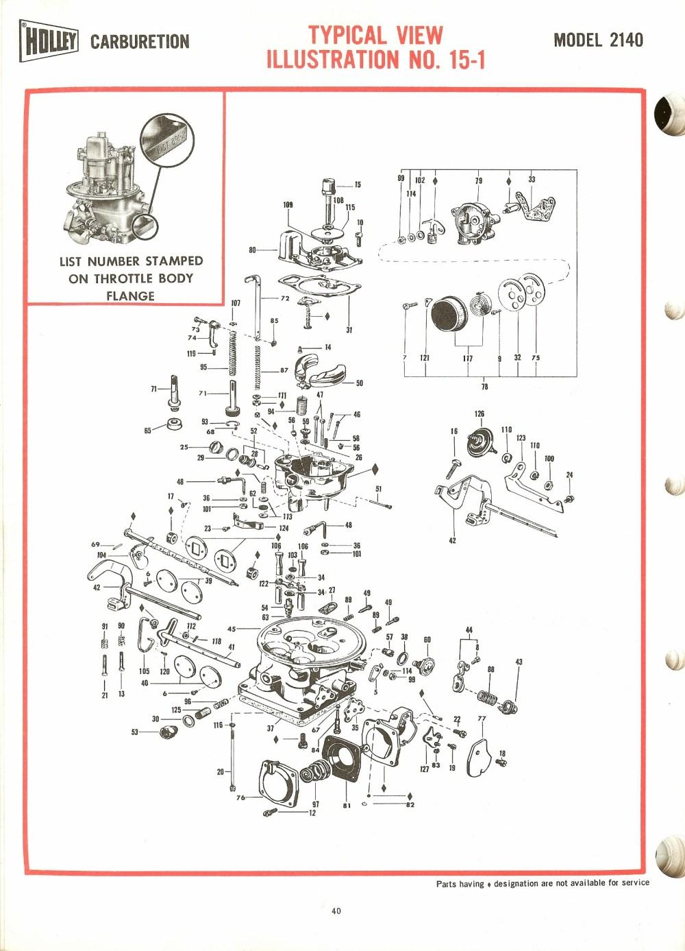 medium resolution of holley 4412 carburetor diagram pictures to pin on