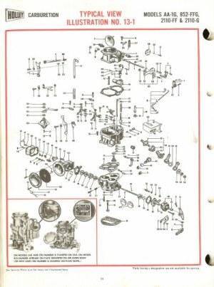 Holley Manual Choke Diagrams  studentget