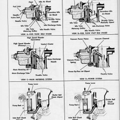 Stromberg Carburetor Diagram For Wiring A Three Way Switch Rochester 2 Barrel Adapter