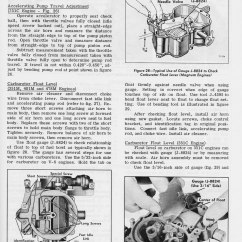 Stromberg Carburetor Diagram Chevrolet Wiring Ww Autos Post