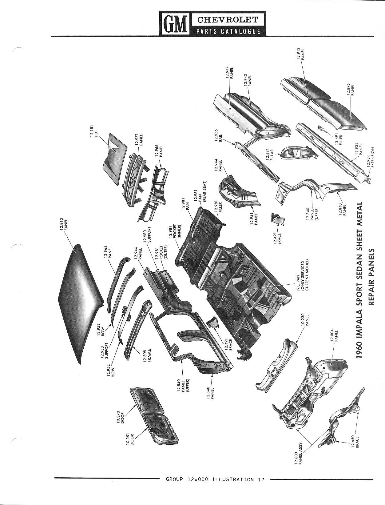 1958-1968 Chevrolet Parts Catalog / Image173.jpg