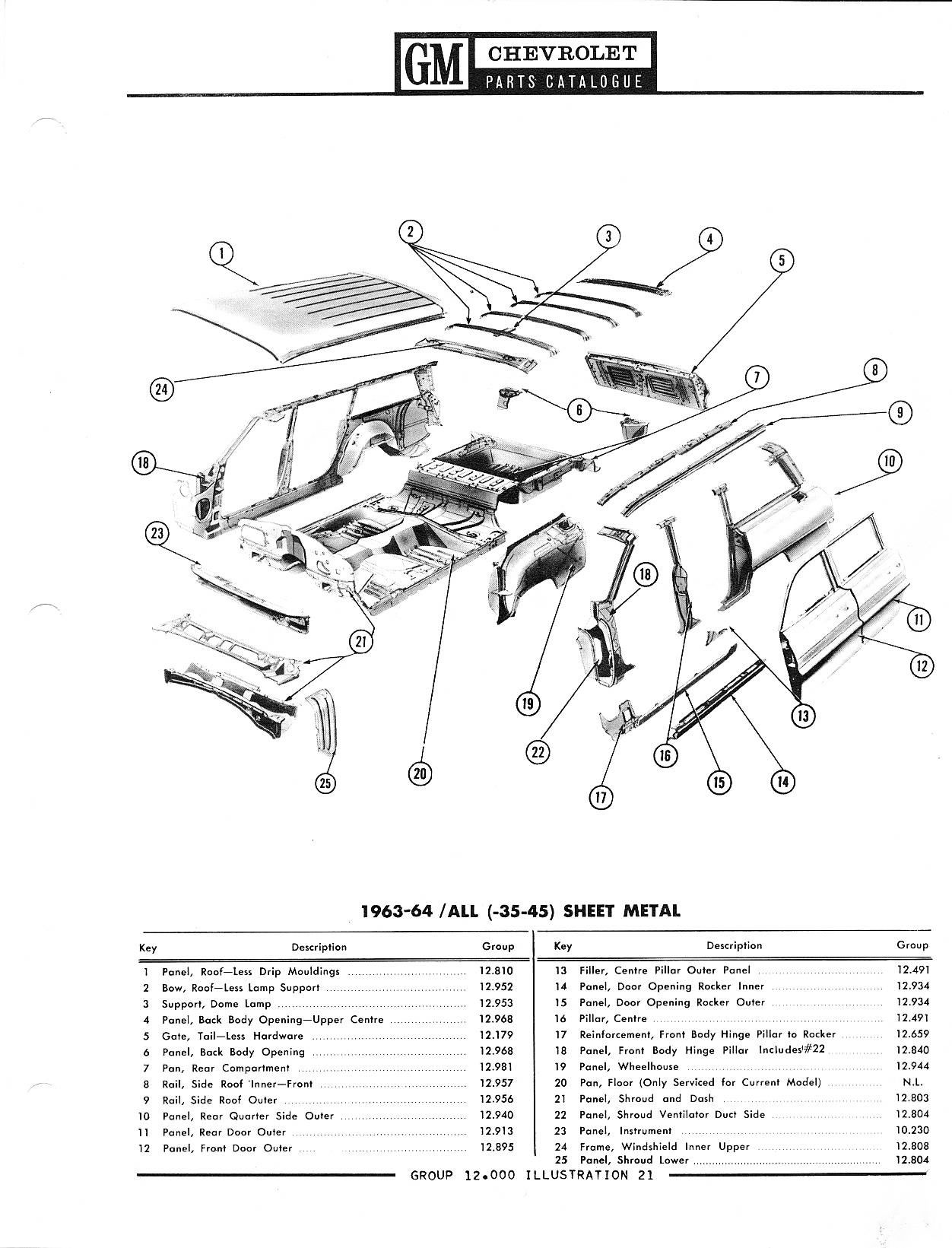 1958-1968 Chevrolet Parts Catalog / Image177.jpg