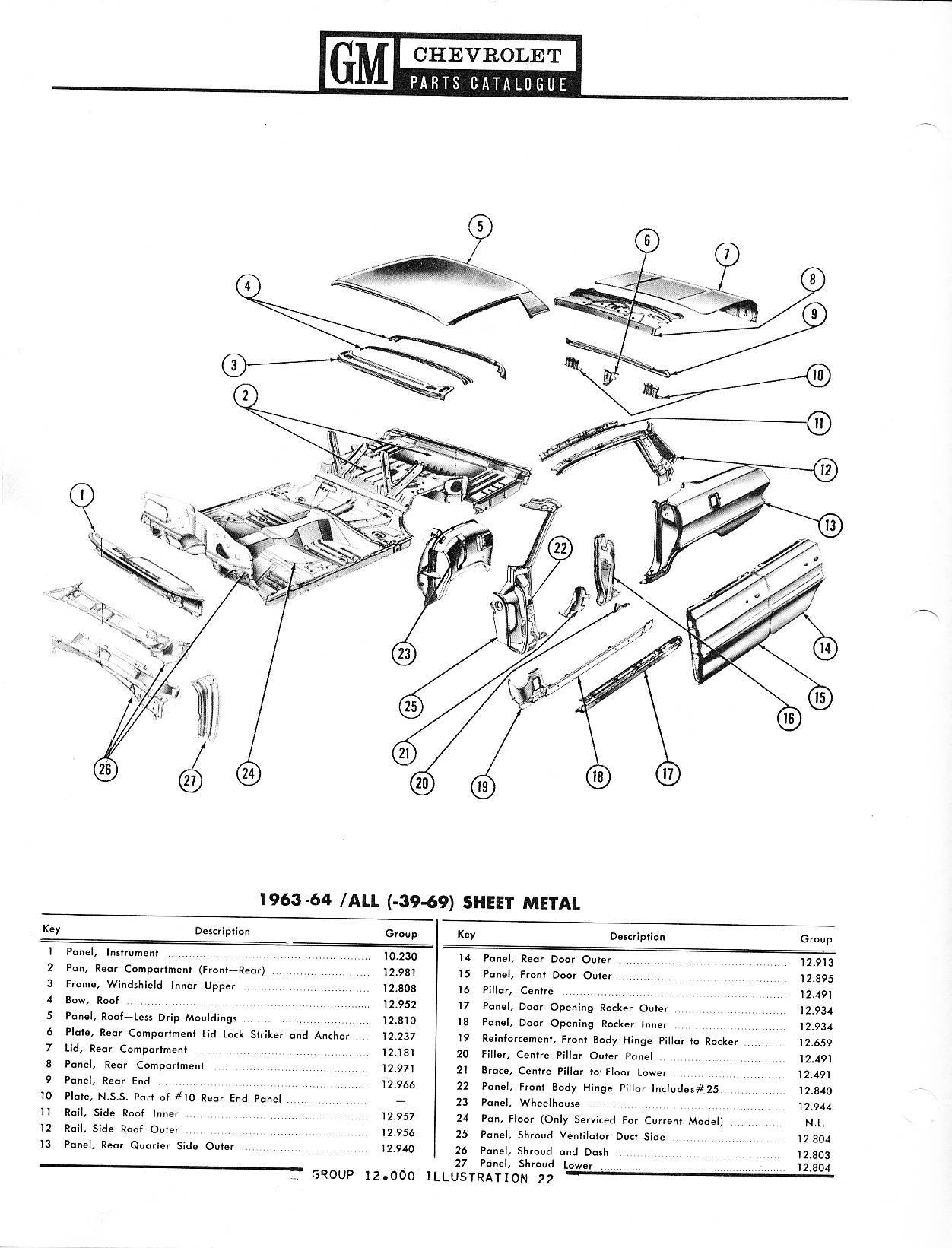 1958-1968 Chevrolet Parts Catalog / Image178.jpg