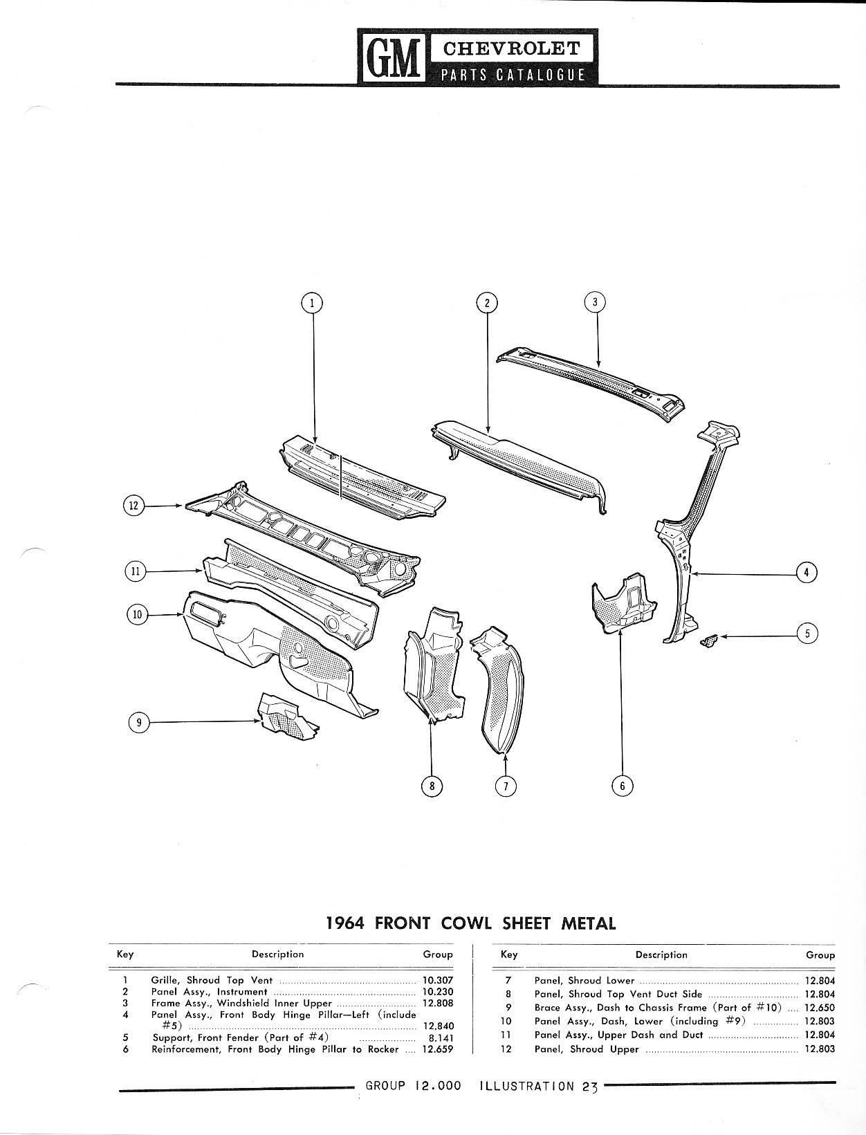 1958-1968 Chevrolet Parts Catalog / Image179.jpg