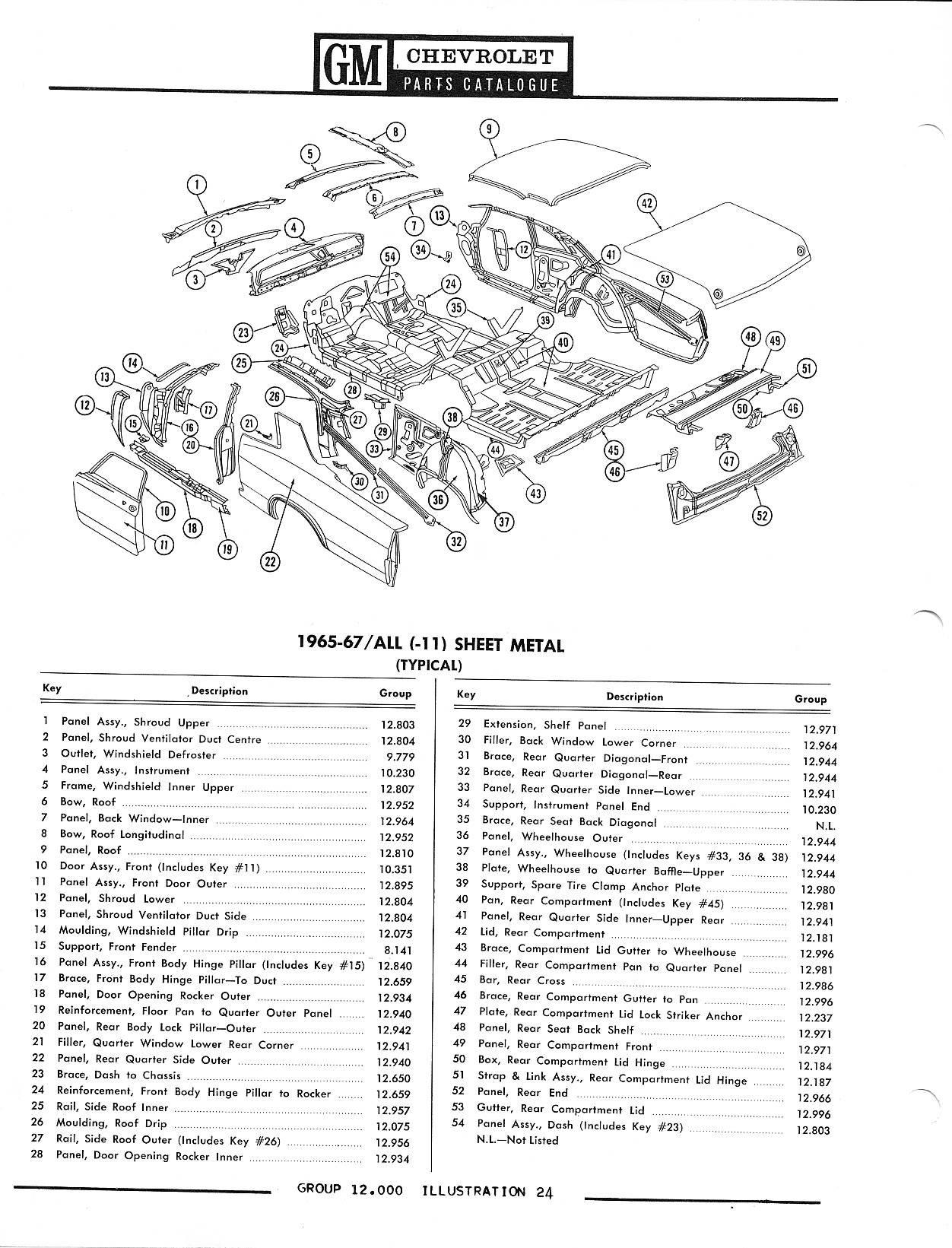 1958-1968 Chevrolet Parts Catalog / Image180.jpg