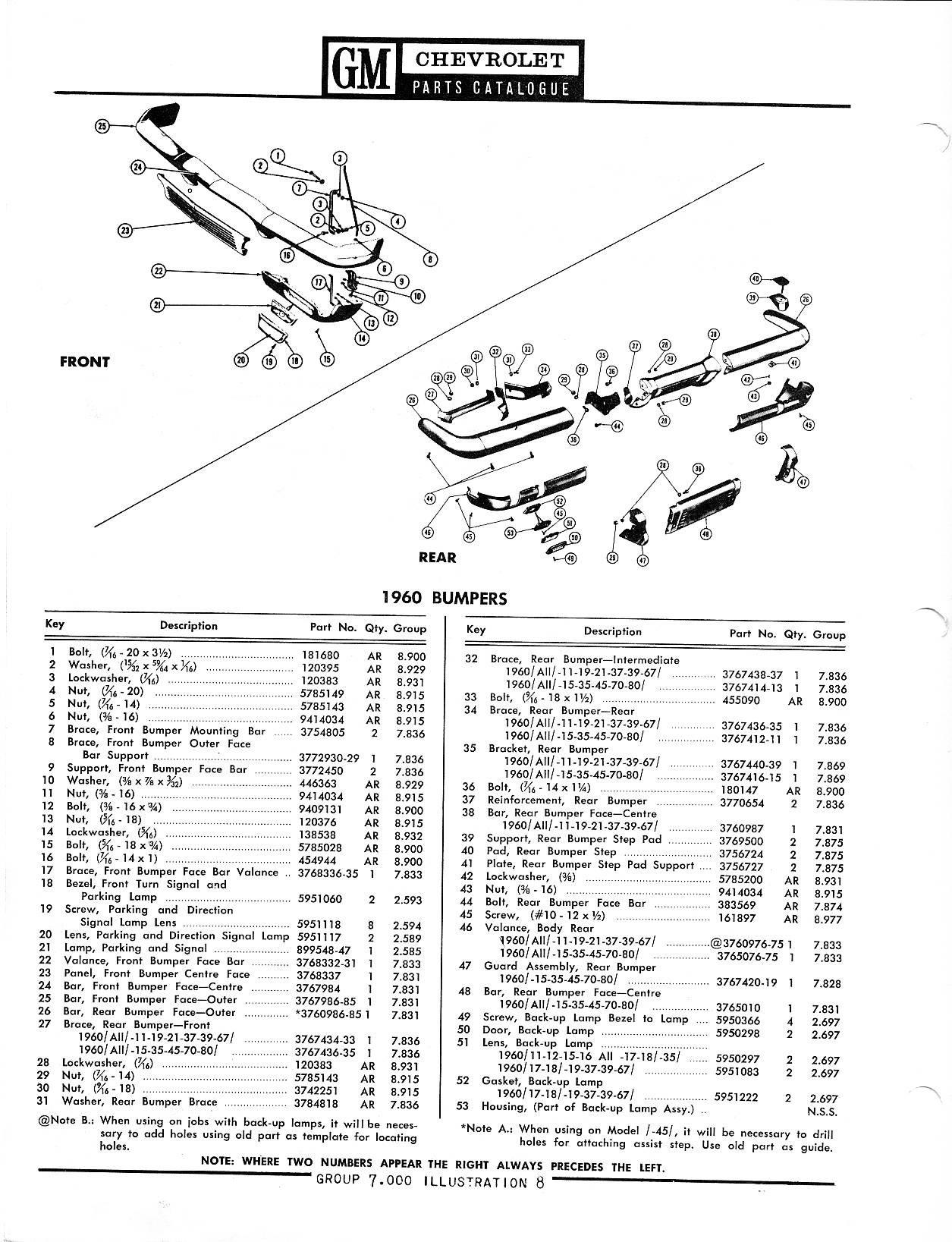 1958-1968 Chevrolet Parts Catalog / Image56.jpg