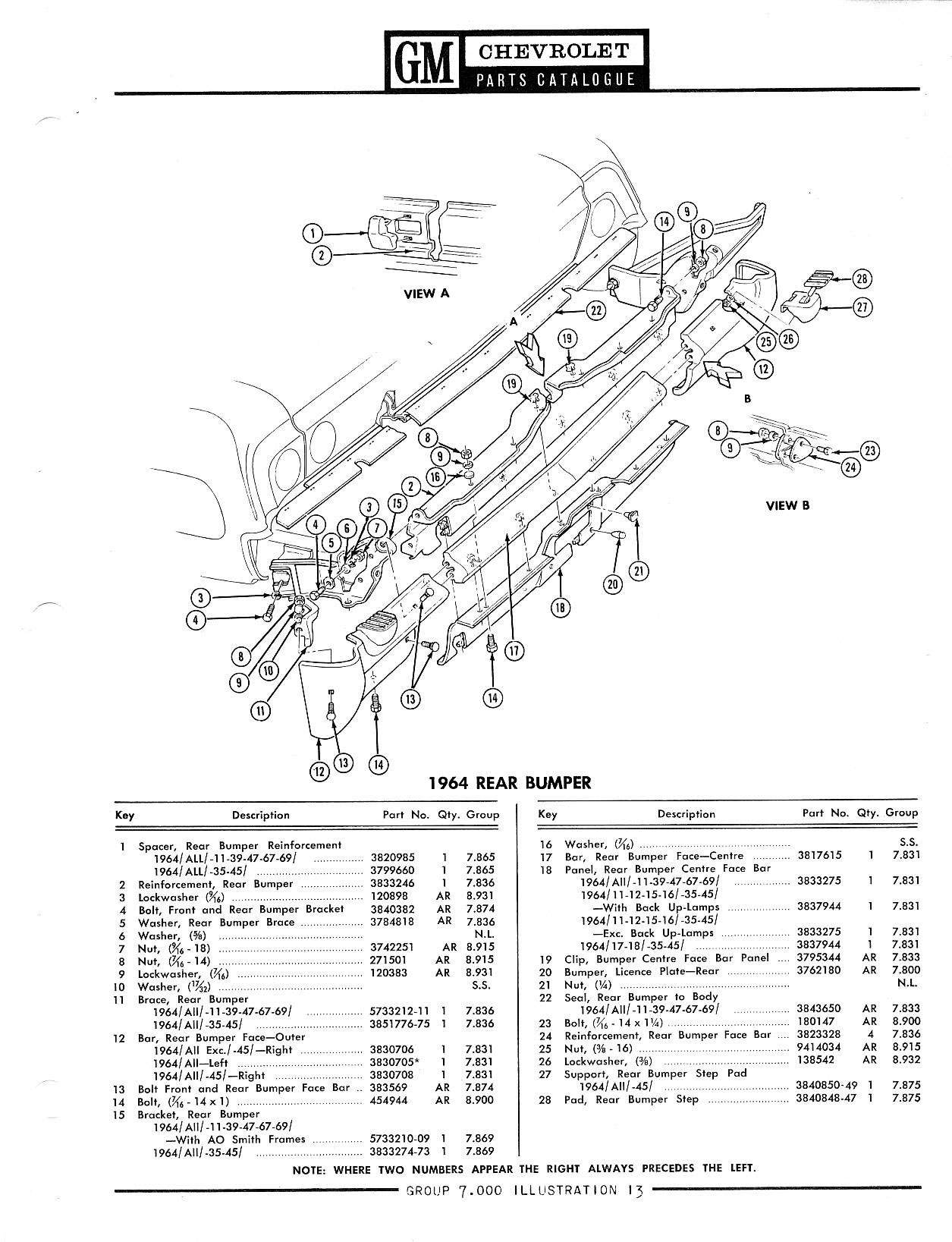 1958-1968 Chevrolet Parts Catalog / Image61.jpg