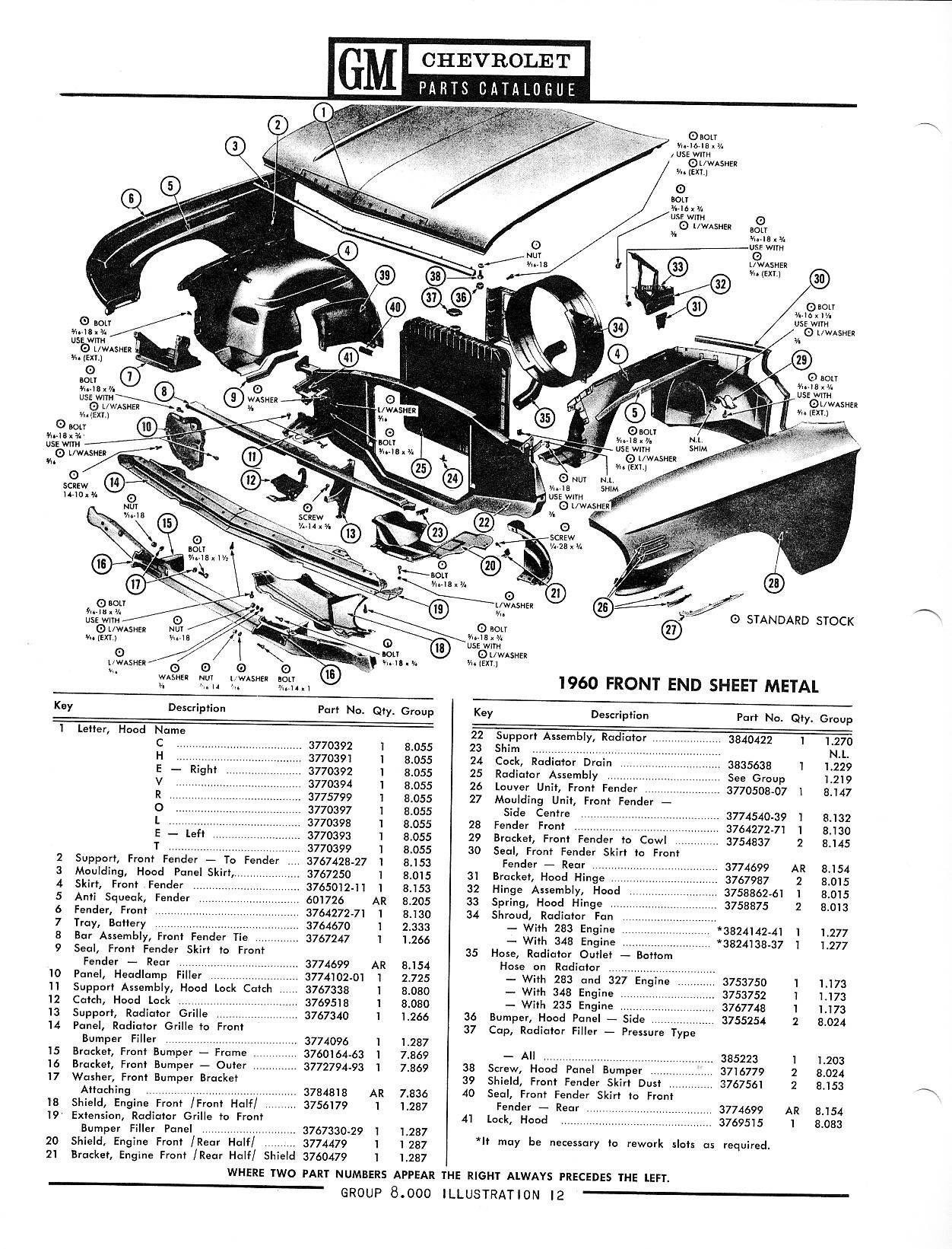 1958-1968 Chevrolet Parts Catalog / Image95.jpg