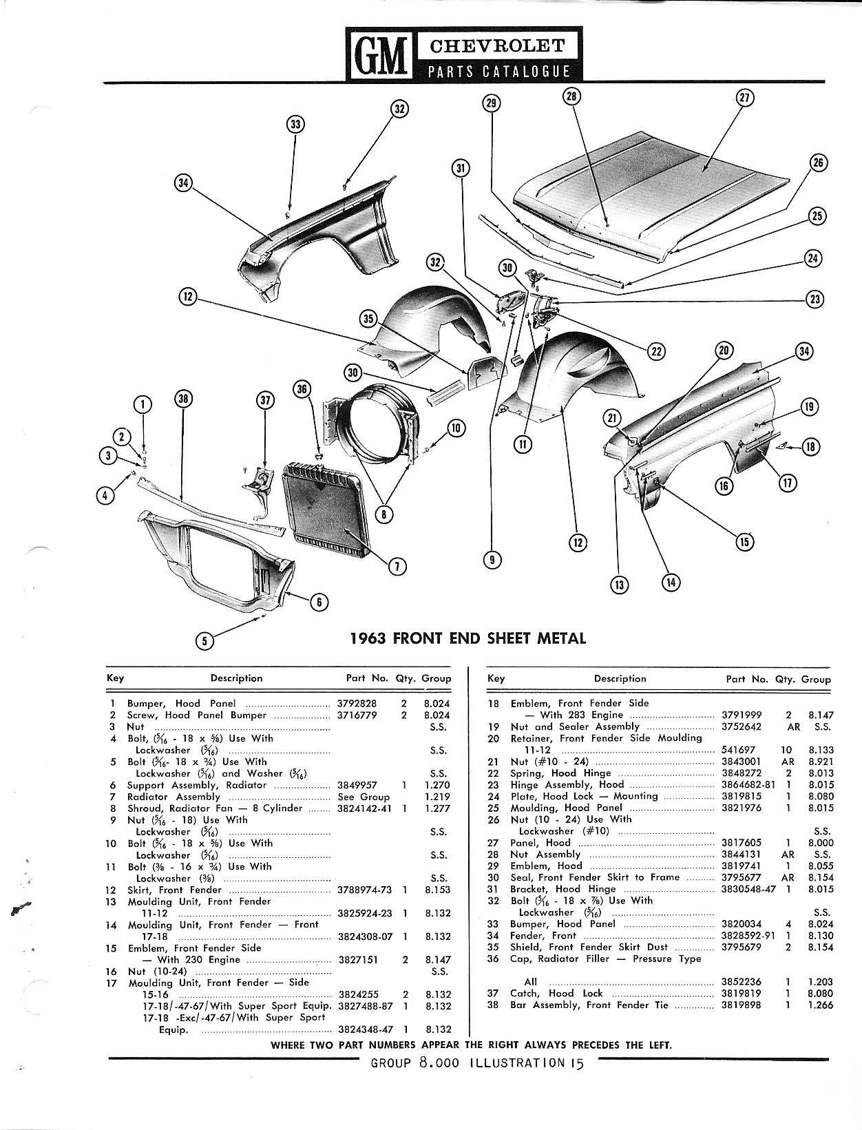 1958-1968 Chevrolet Parts Catalog / Image98.jpg