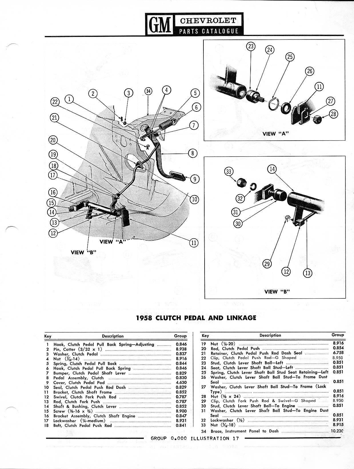 Chevrolet Parts Catalog
