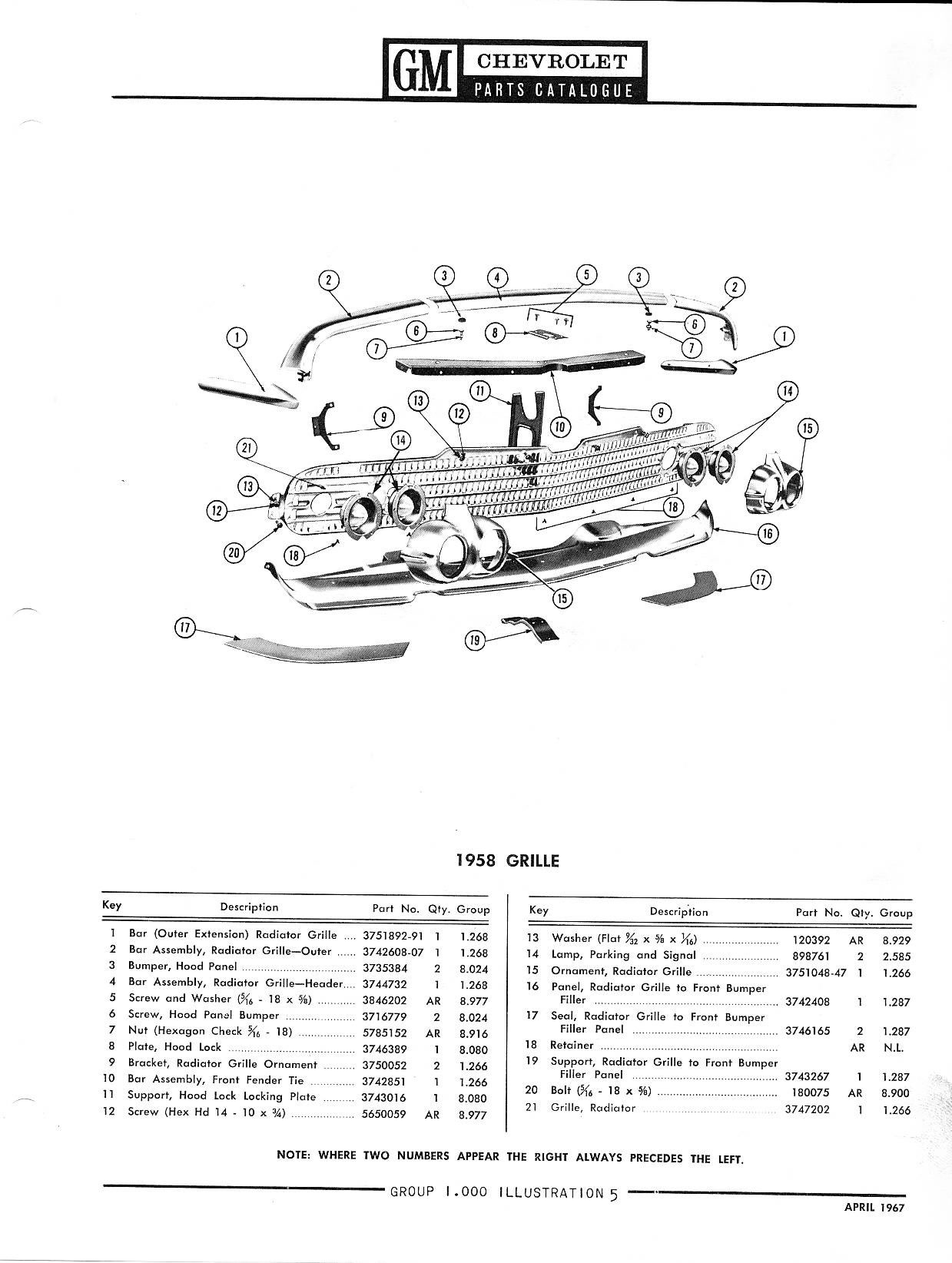 1958-1968 Chevrolet Parts Catalog / Image141.jpg