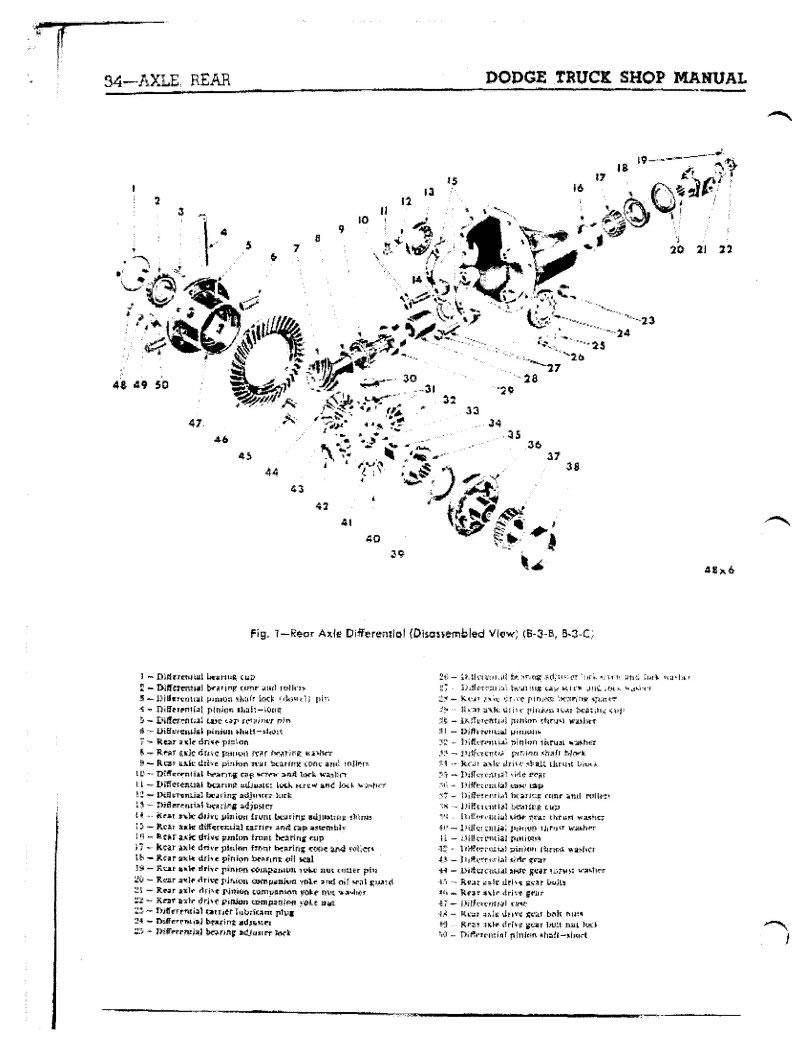 1942 Dodge Truck Service Manual / MChas42DodgeTrk_0037.jpg