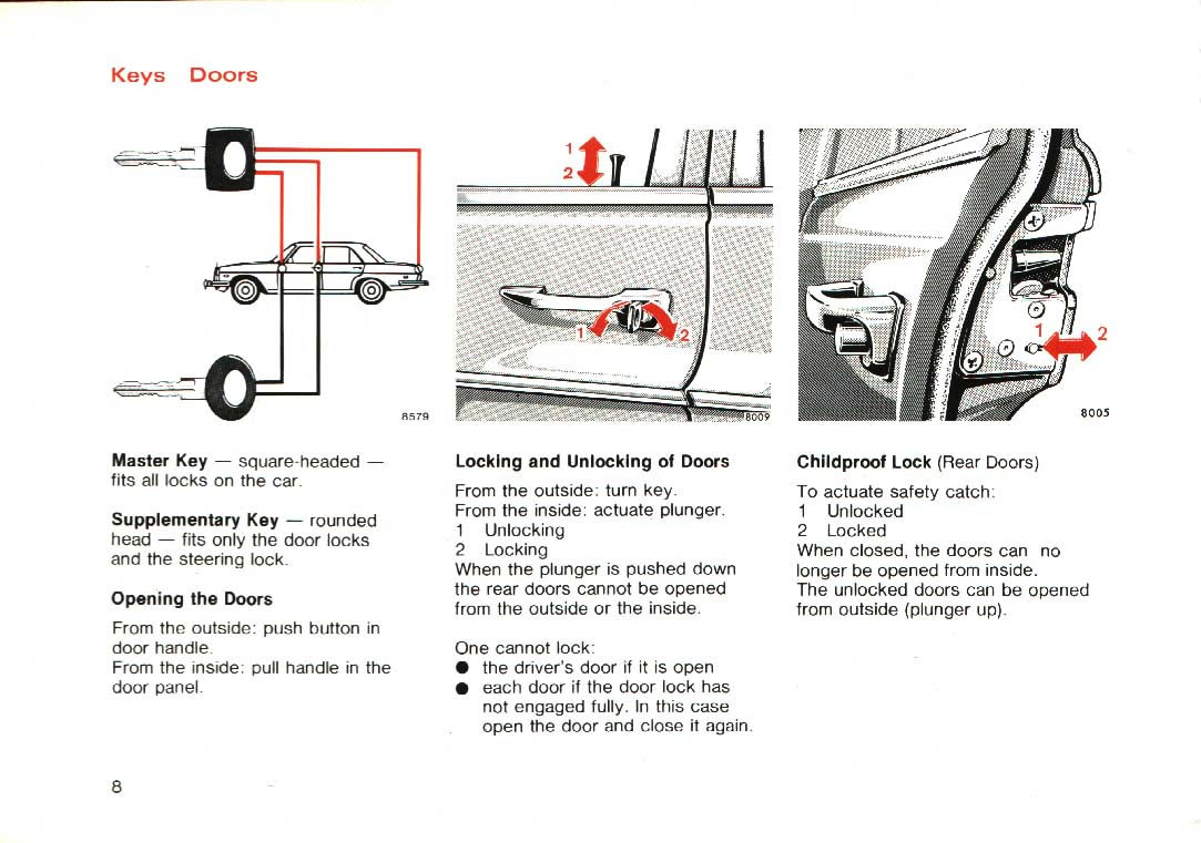 1976 Mercedes 240D/300D Owner's Manual / page_08.jpg