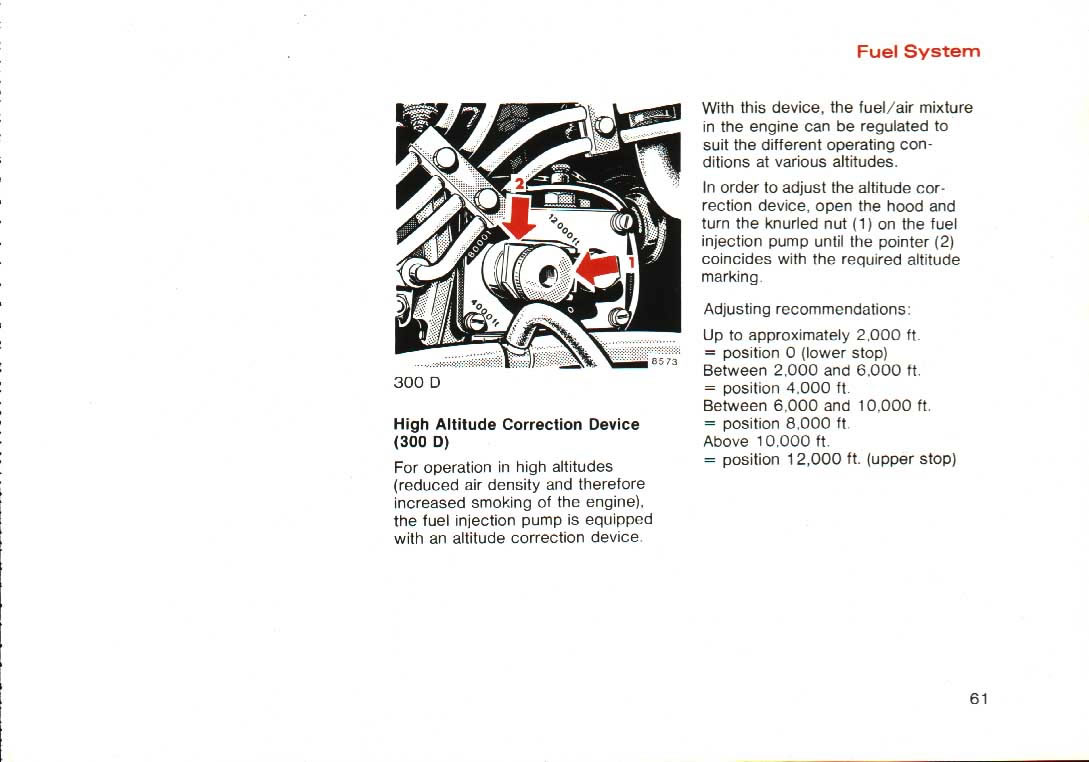 1976 Mercedes 240D/300D Owner's Manual / page_61.jpg