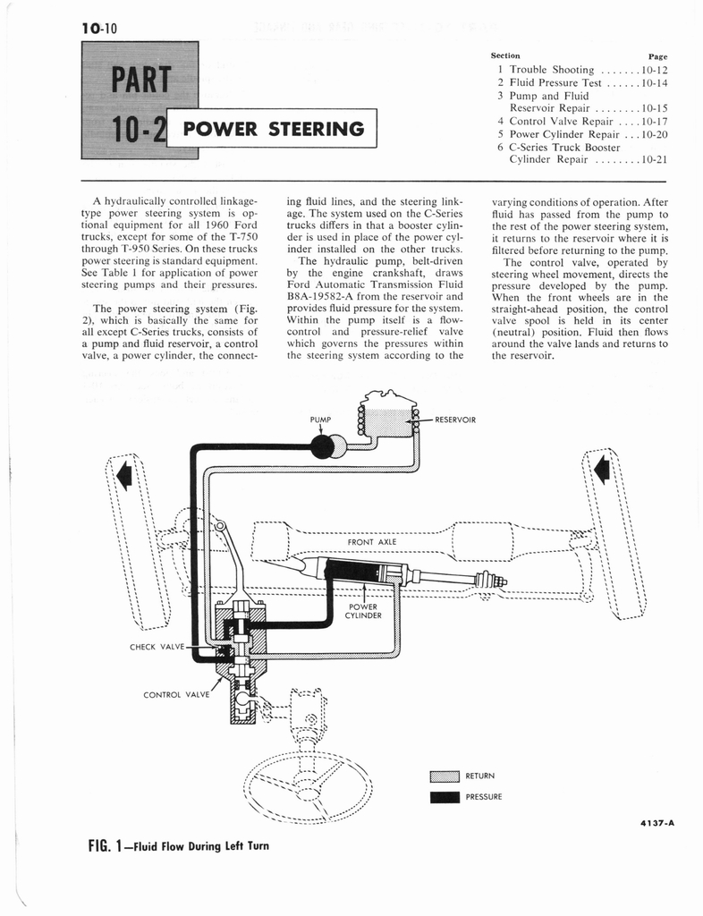 1960 Ford and Mercury Truck Shop Manual page 463 of 641