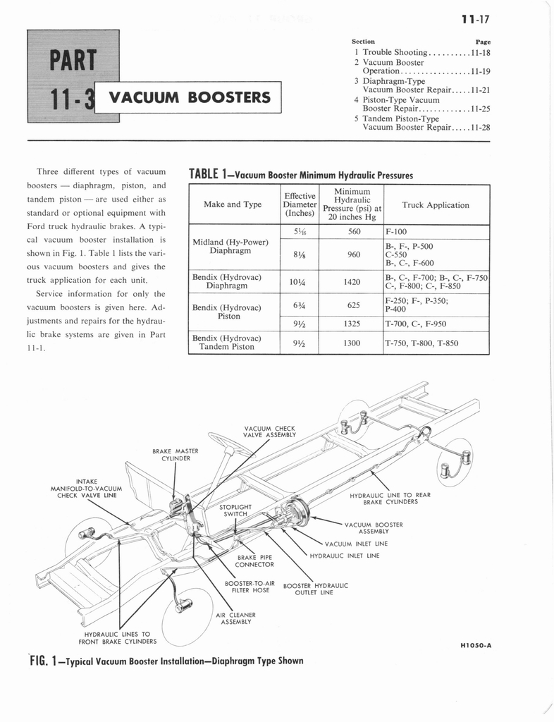 1960 Ford and Mercury Truck Shop Manual page 496 of 641