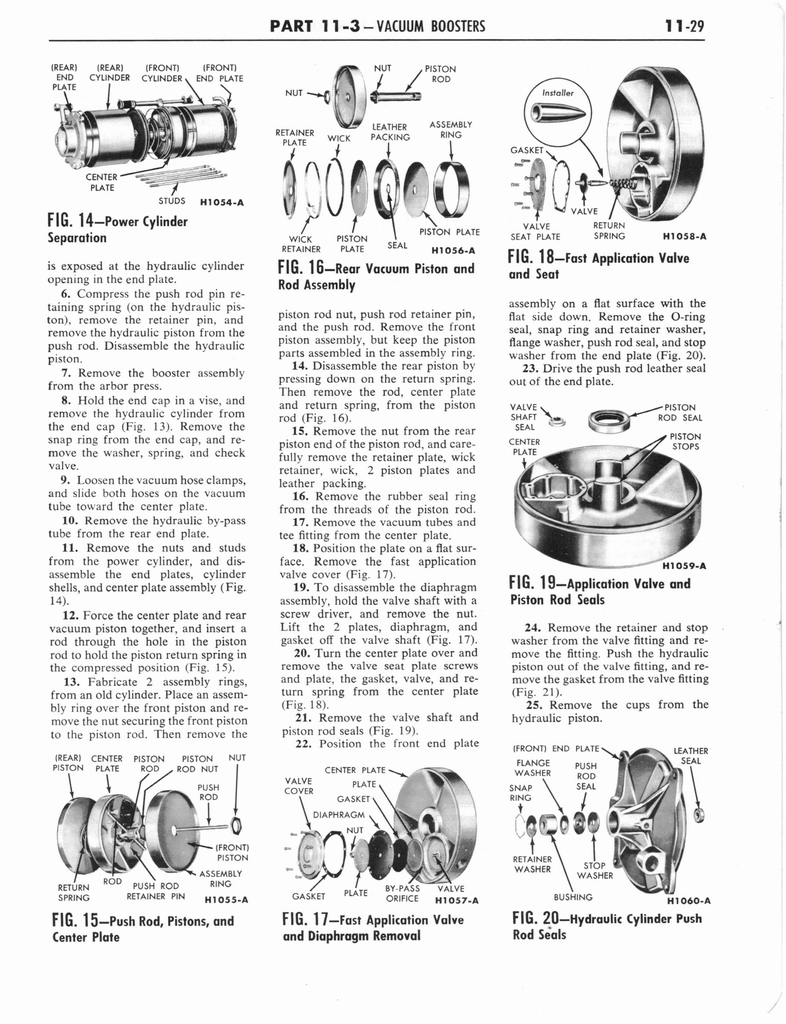 1960 Ford and Mercury Truck Shop Manual page 508 of 641