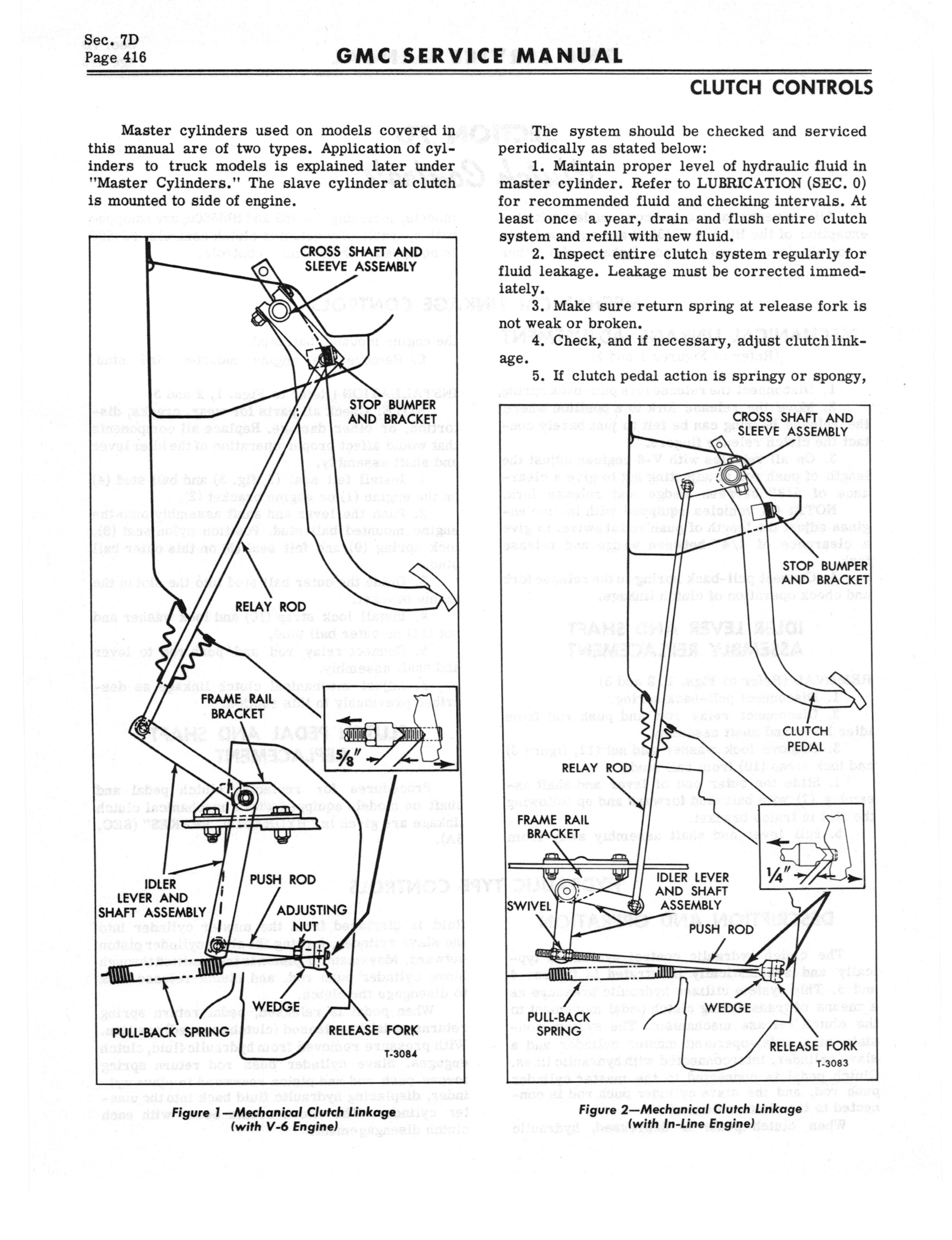 1966 GMC Service Manual Series 4000-6500 page 422 of 506