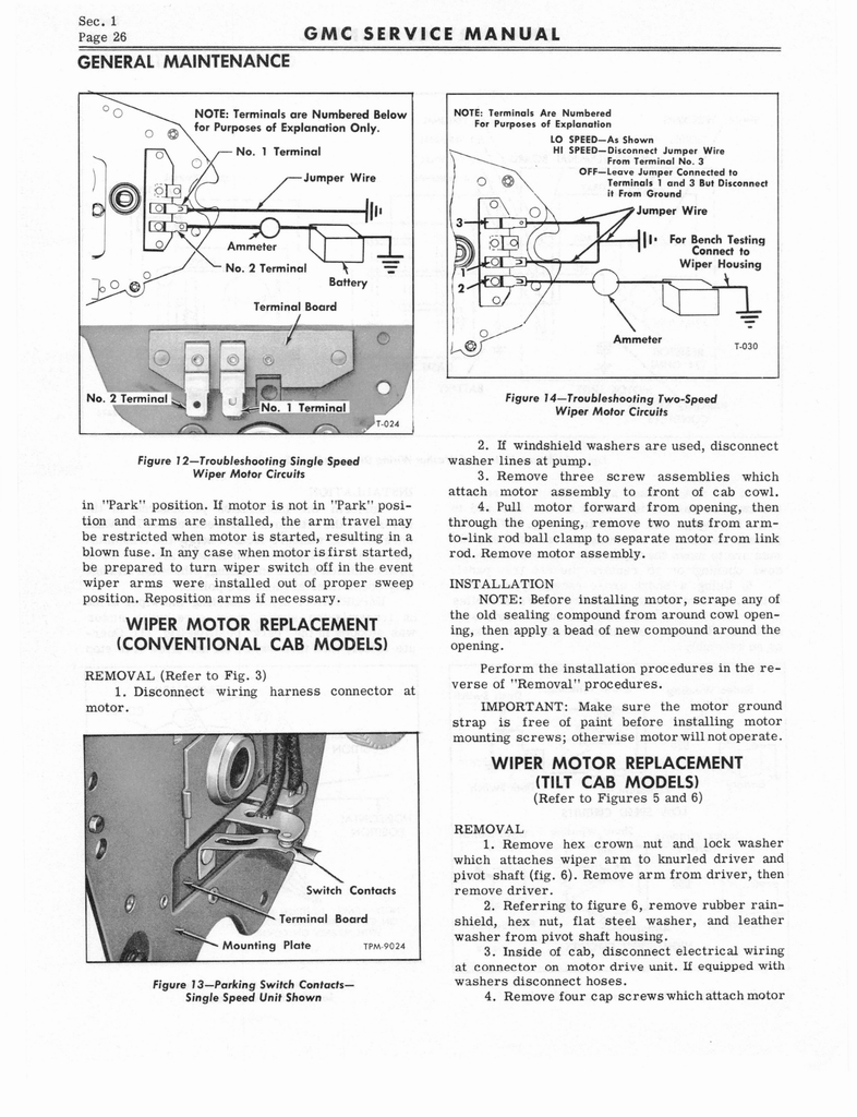 1966 GMC Service Manual Series 4000-6500 page 32 of 506