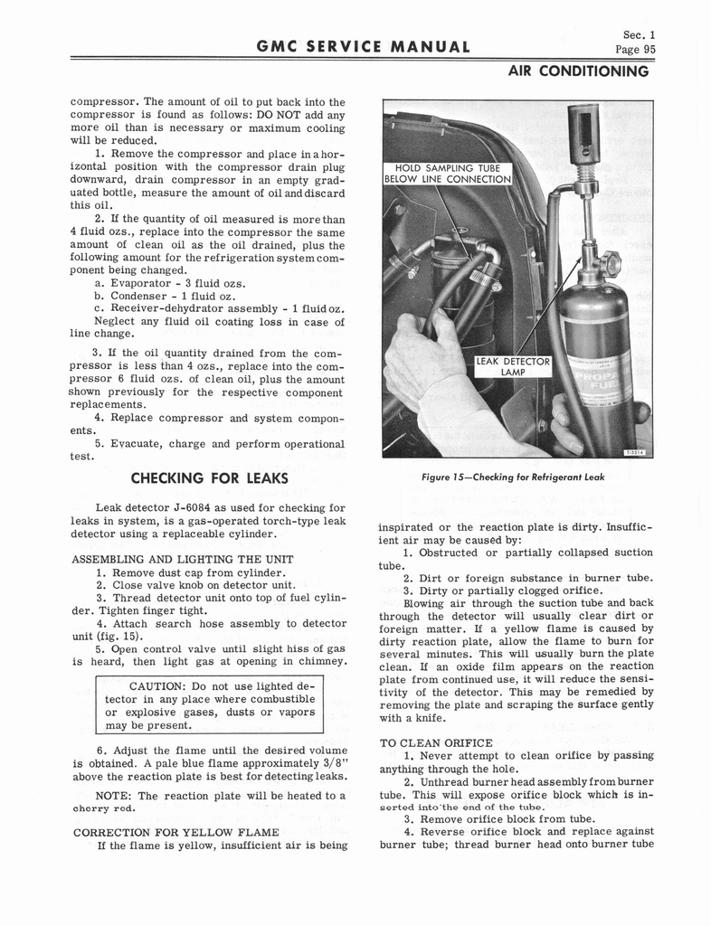 1966 GMC Service Manual Series 4000-6500 page 101 of 506