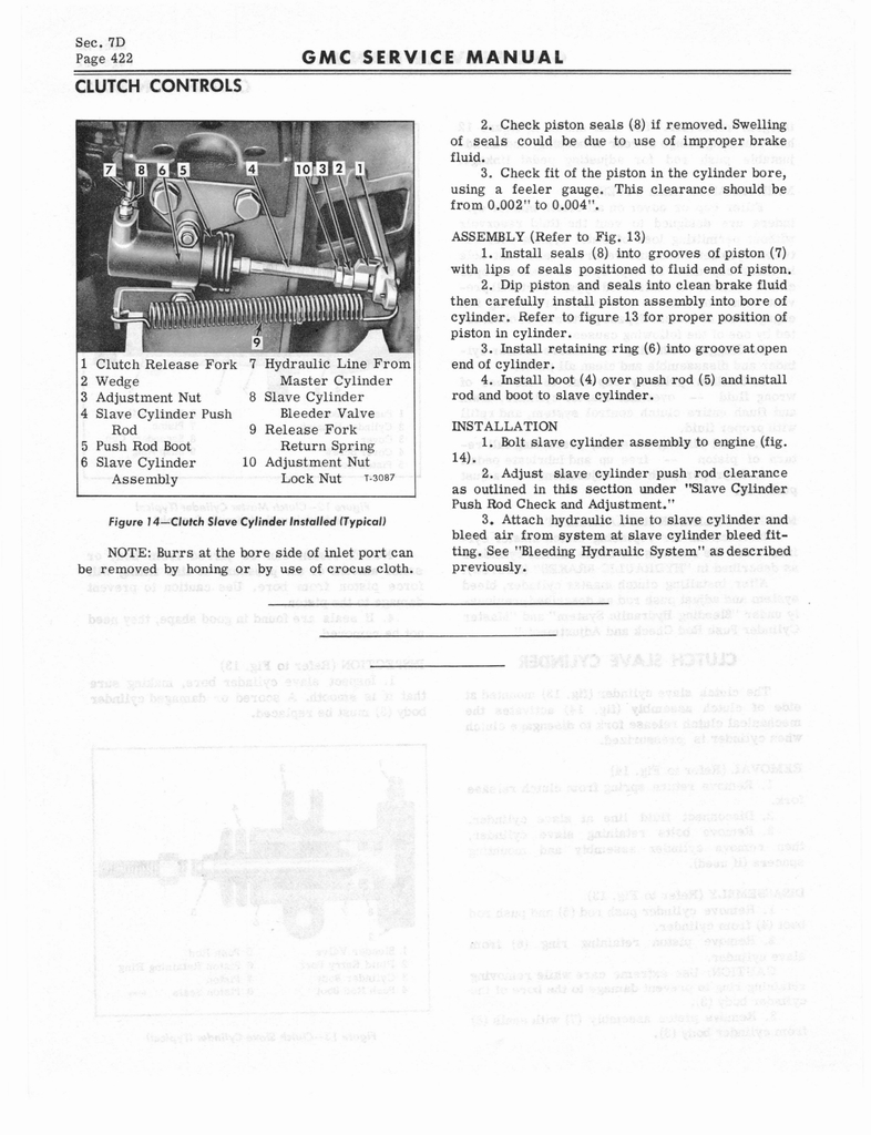 1966 GMC Service Manual Series 4000-6500 page 428 of 506