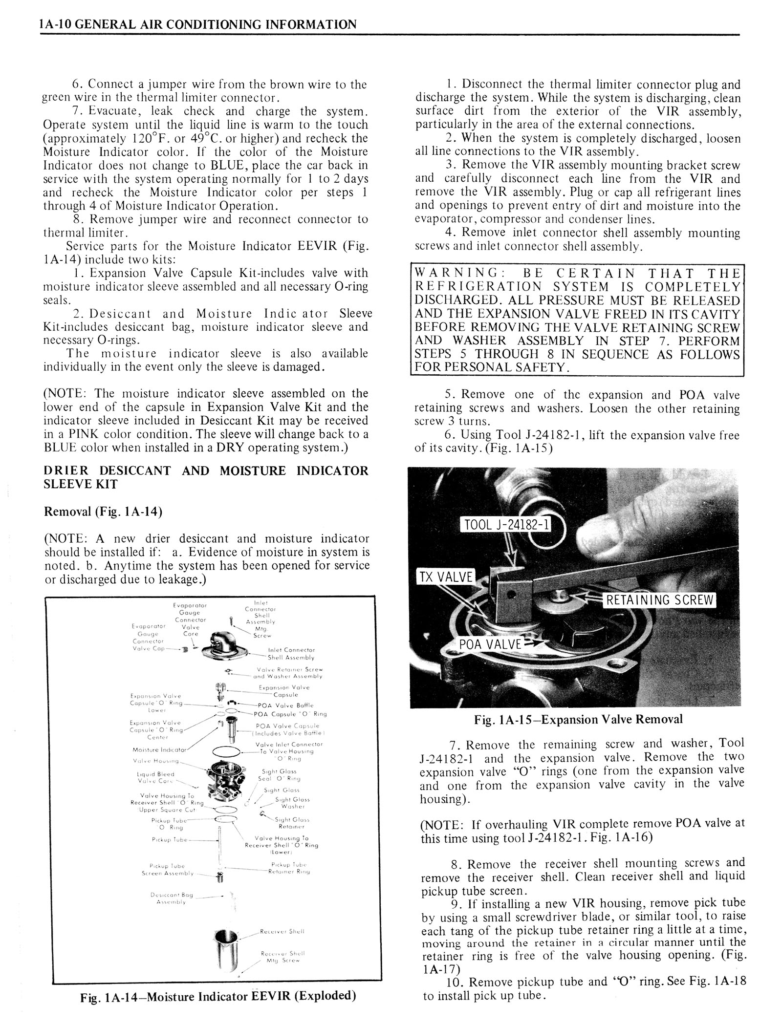 1976 Oldsmobile Service Manual page 52 of 1390