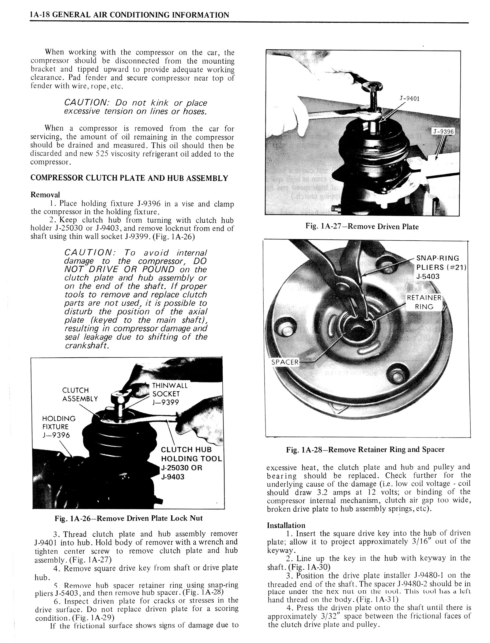 1976 Oldsmobile Service Manual page 60 of 1390