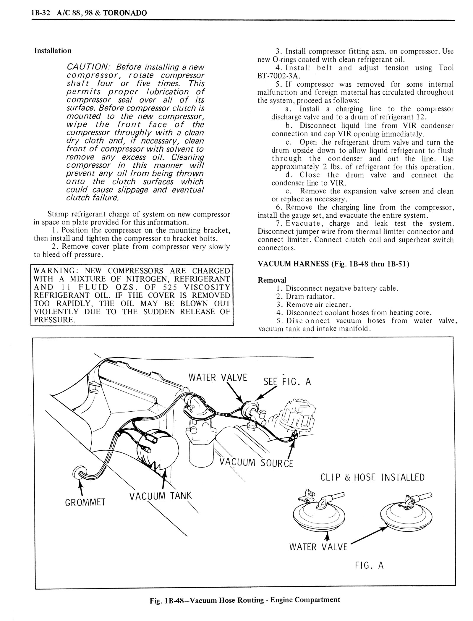1976 Oldsmobile Service Manual page 130 of 1390