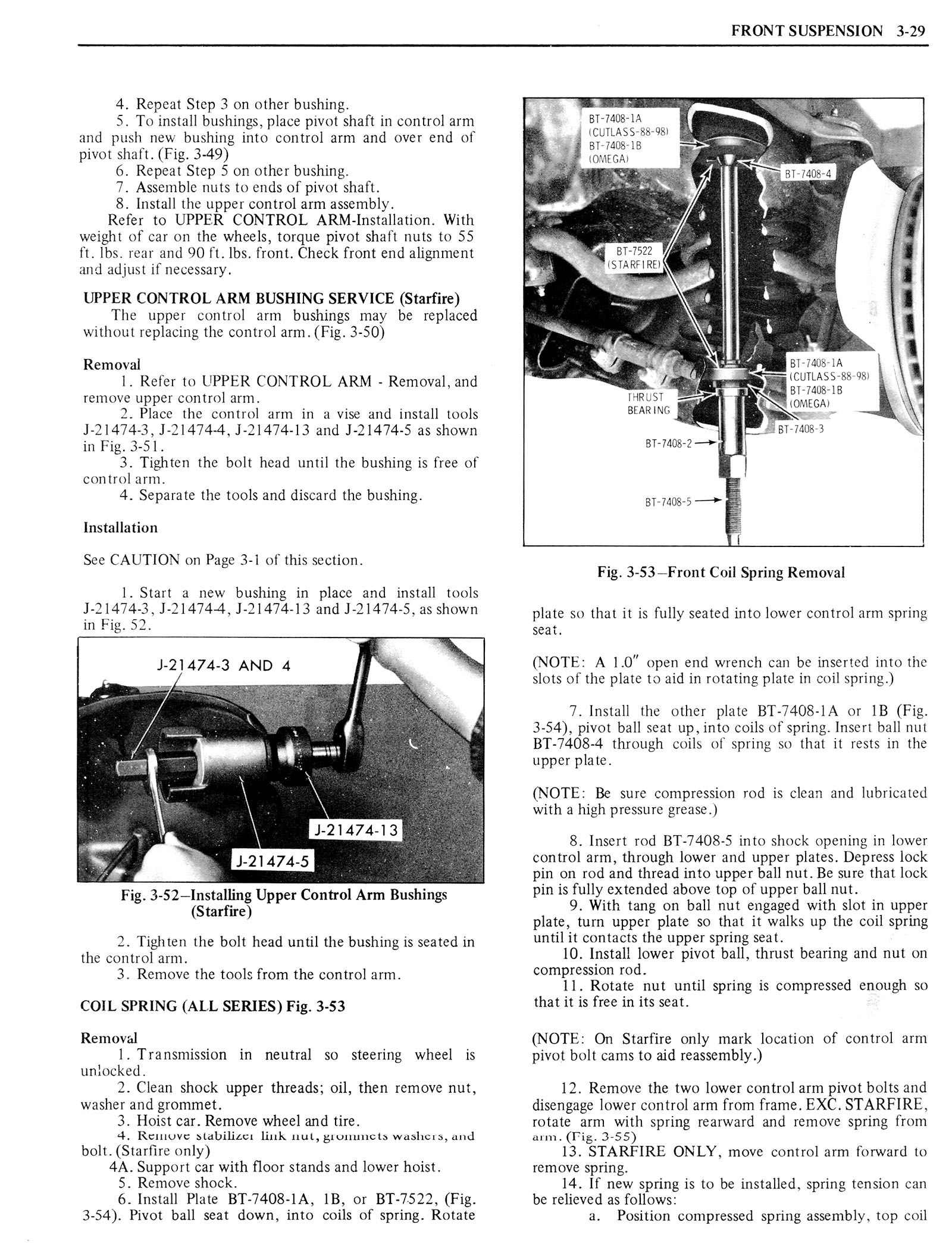 1976 Oldsmobile Service Manual page 201 of 1390