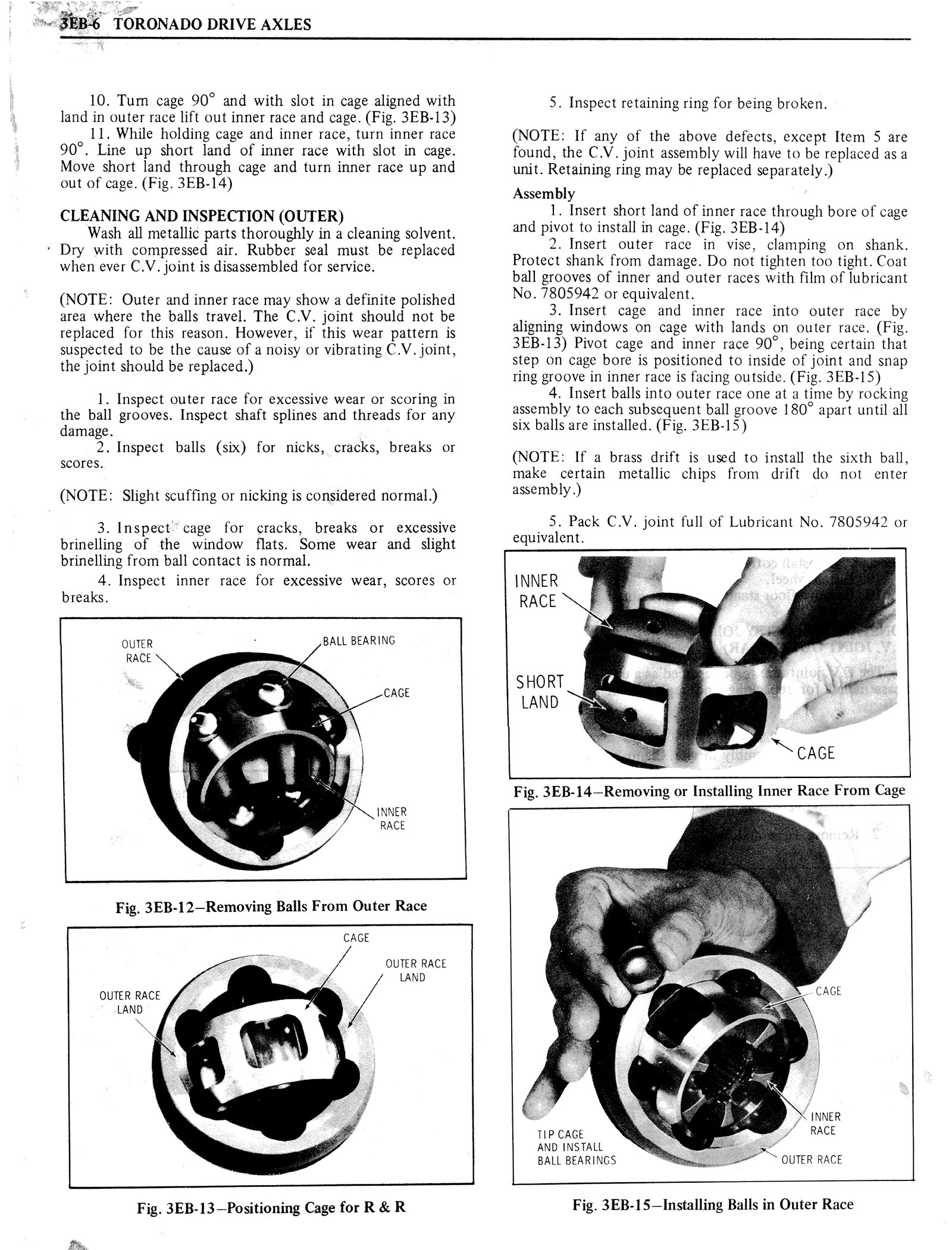 1976 Oldsmobile Service Manual page 230 of 1390