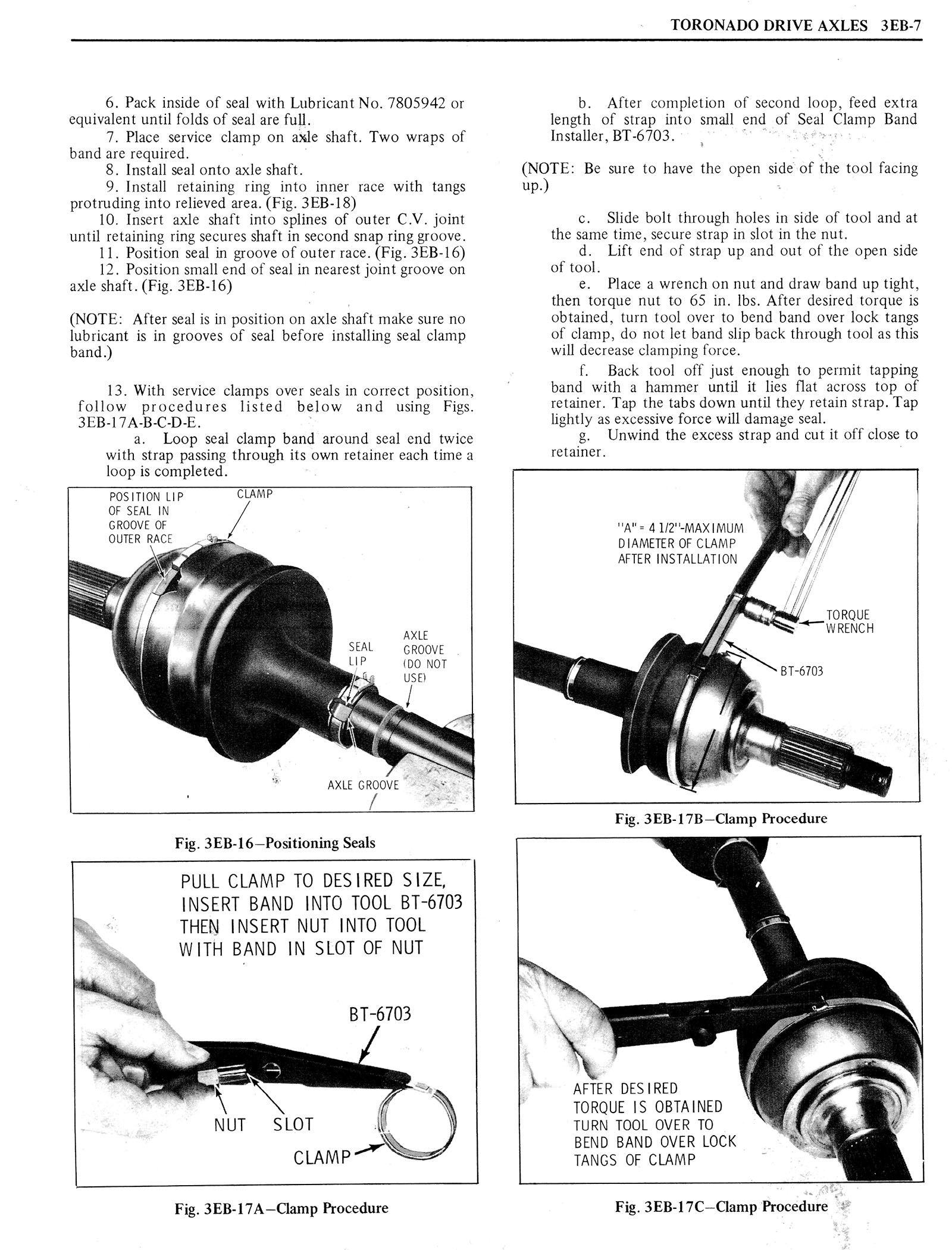 1976 Oldsmobile Service Manual page 231 of 1390