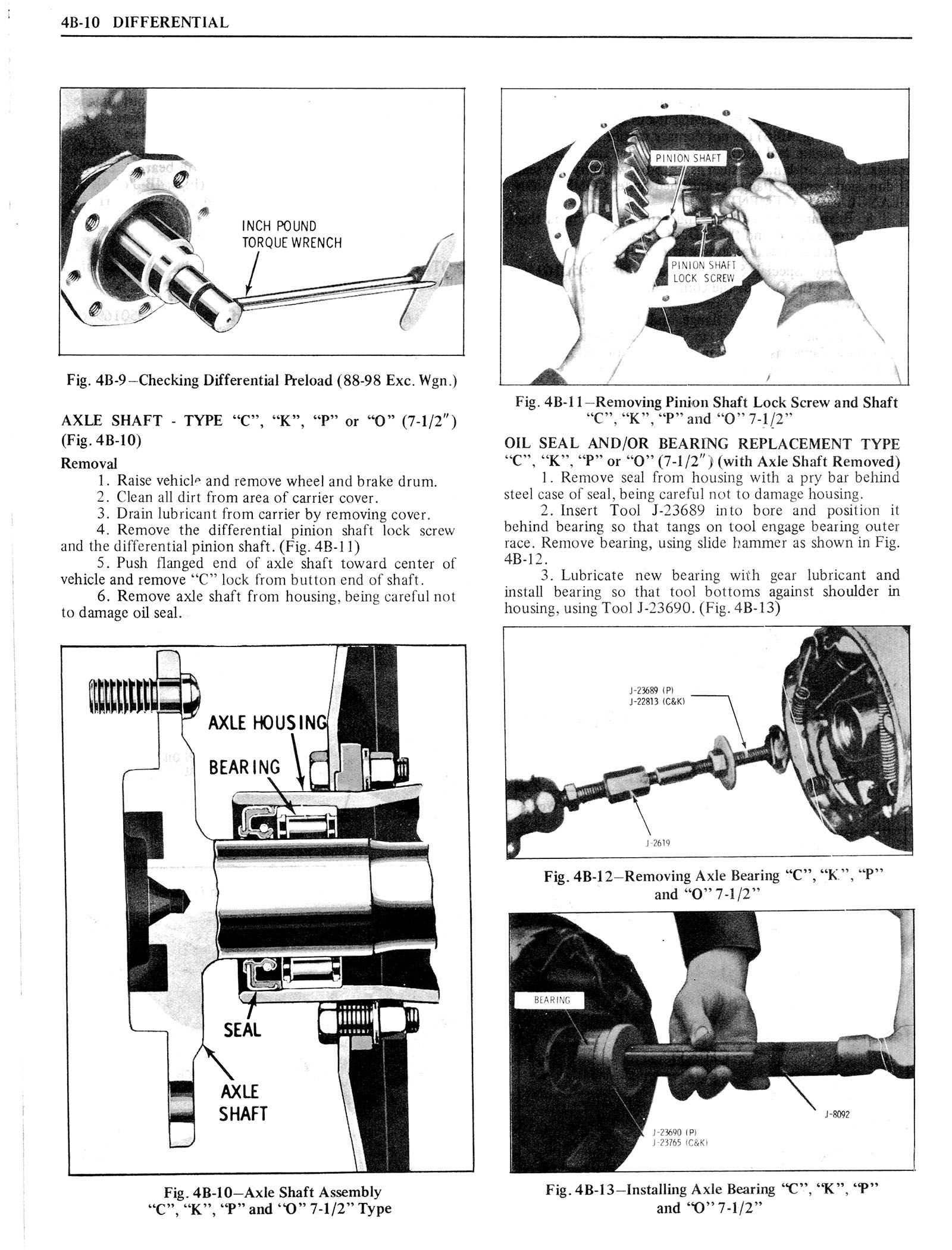 1976 Oldsmobile Service Manual page 296 of 1390