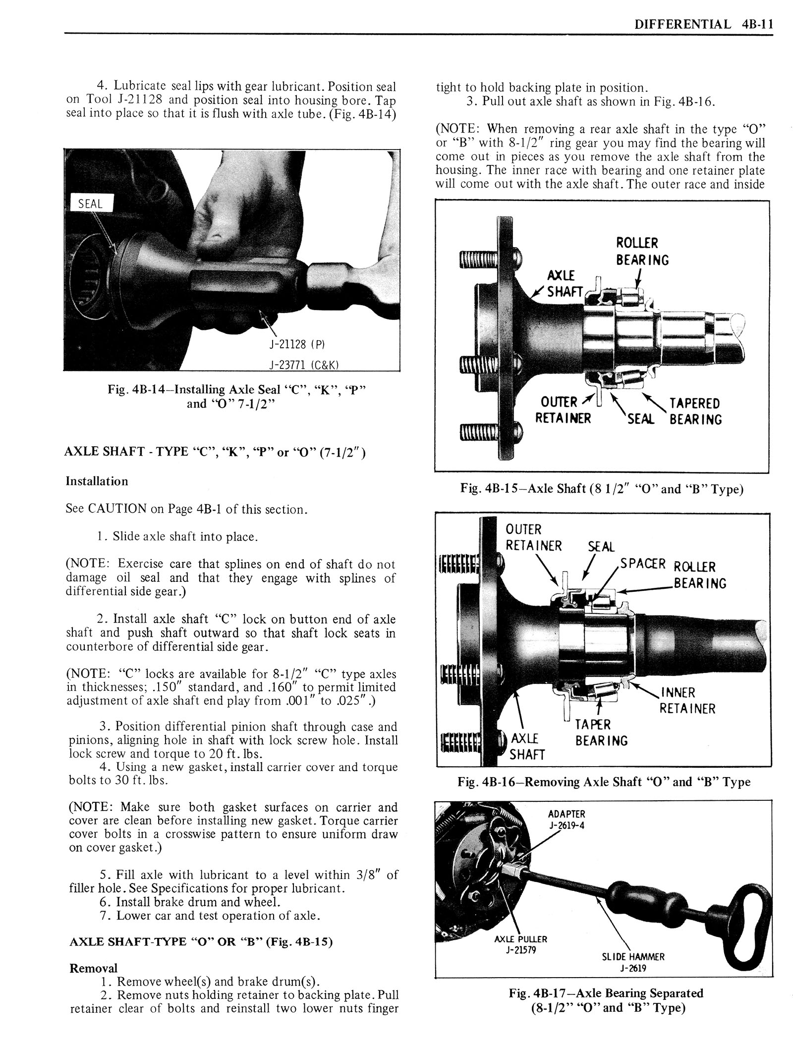 1976 Oldsmobile Service Manual page 297 of 1390