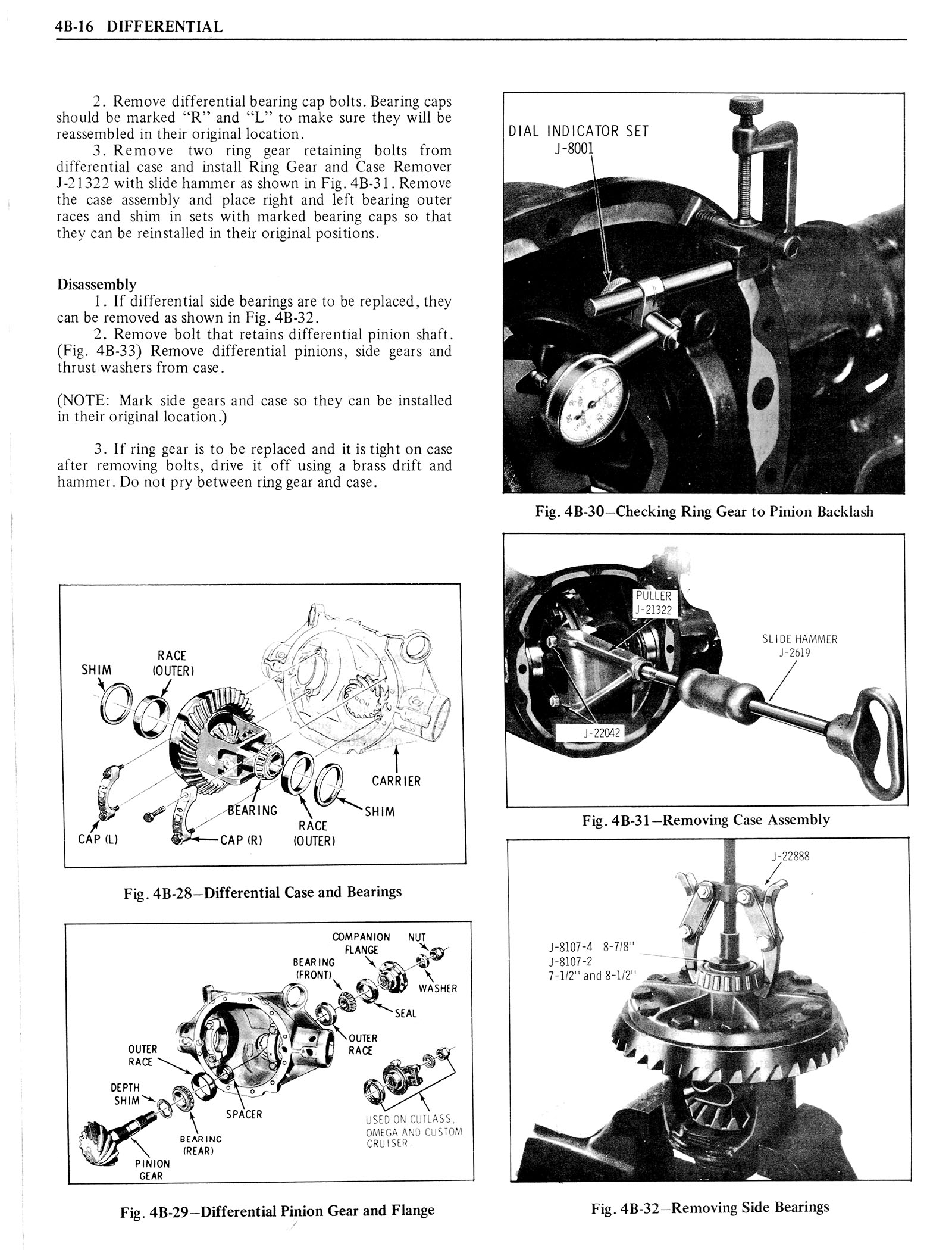 1976 Oldsmobile Service Manual page 302 of 1390