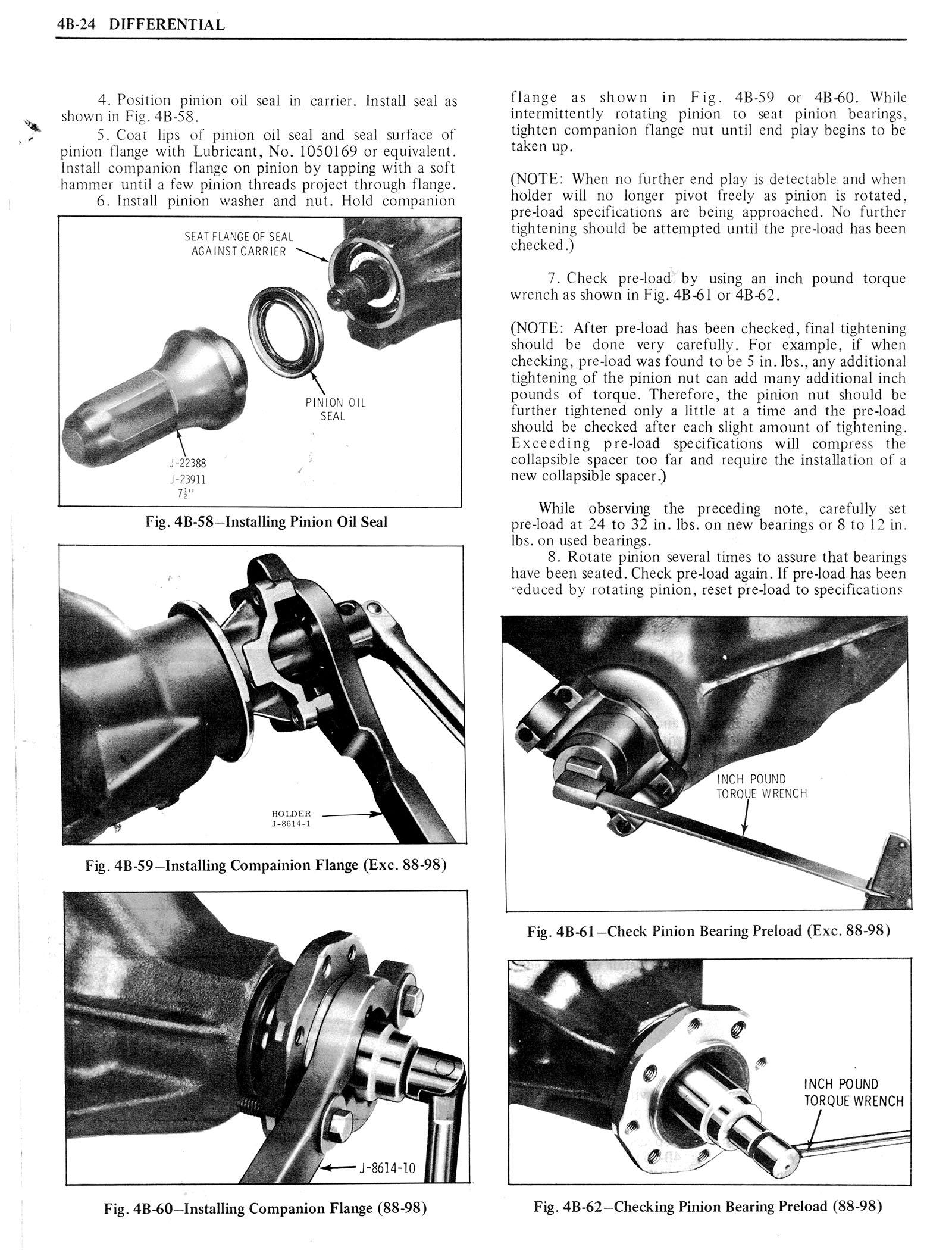 1976 Oldsmobile Service Manual page 310 of 1390