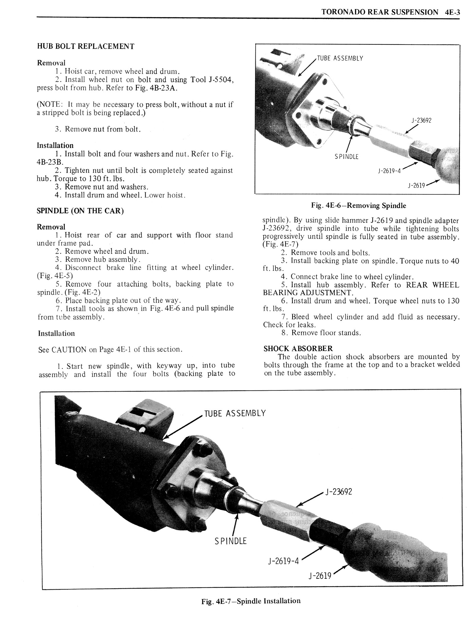 1976 Oldsmobile Service Manual page 329 of 1390