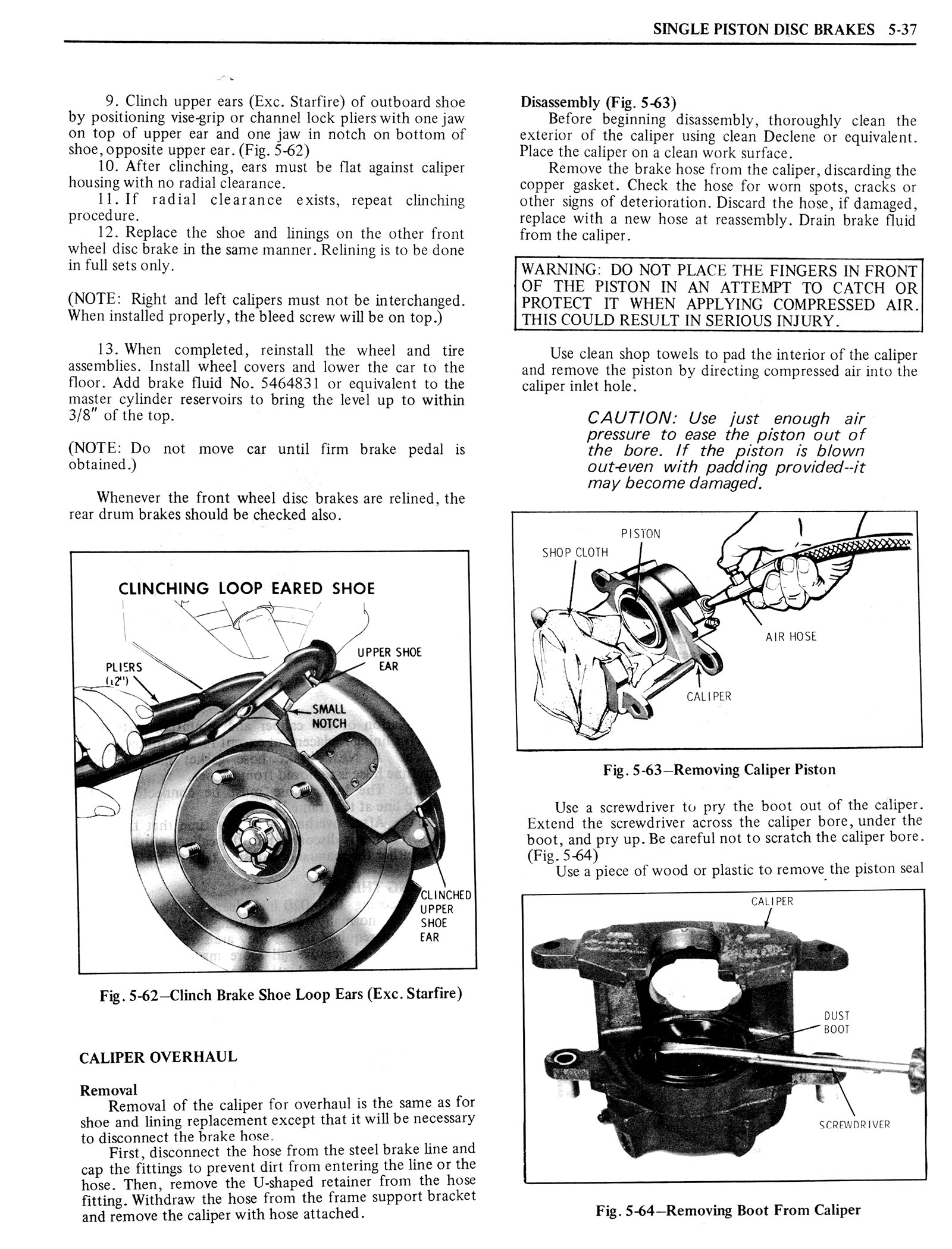 1976 Oldsmobile Service Manual page 367 of 1390