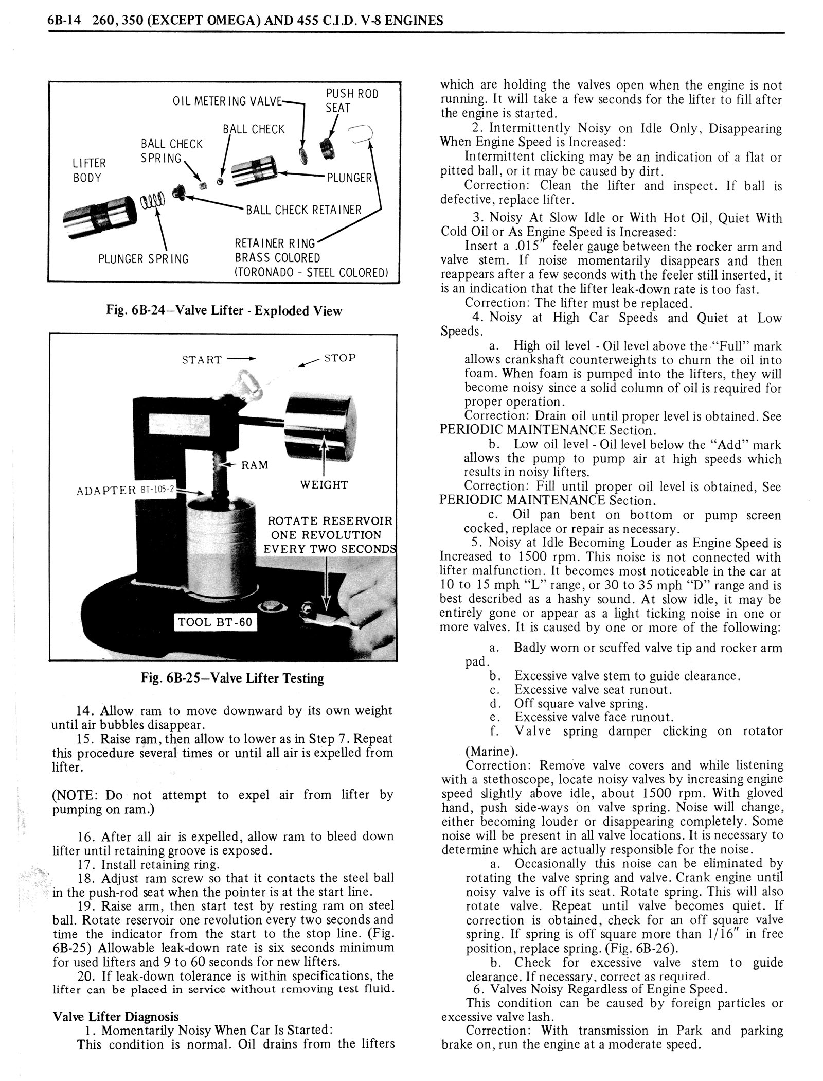 1976 Oldsmobile Service Manual page 443 of 1390