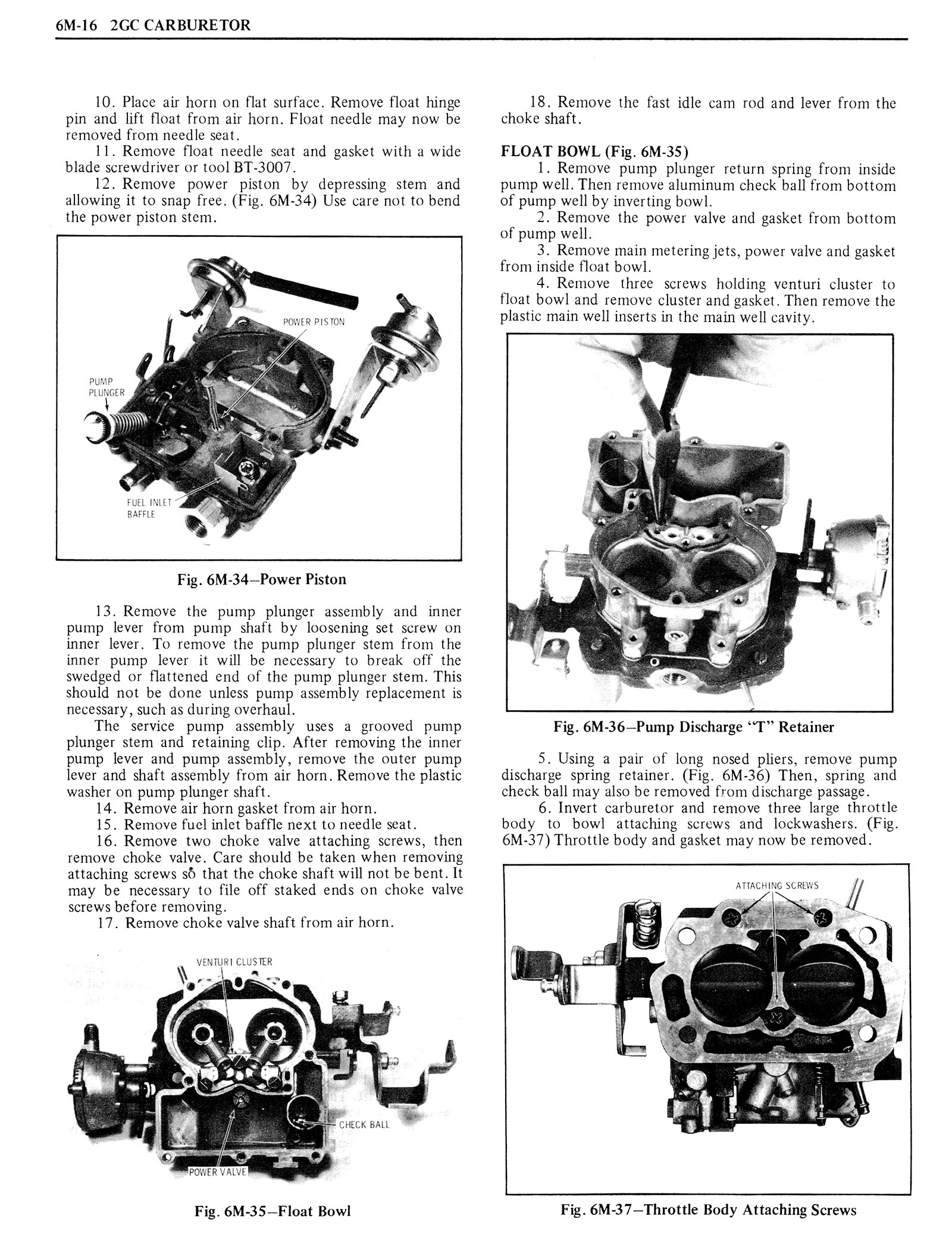 1976 Oldsmobile Service Manual page 570 of 1390