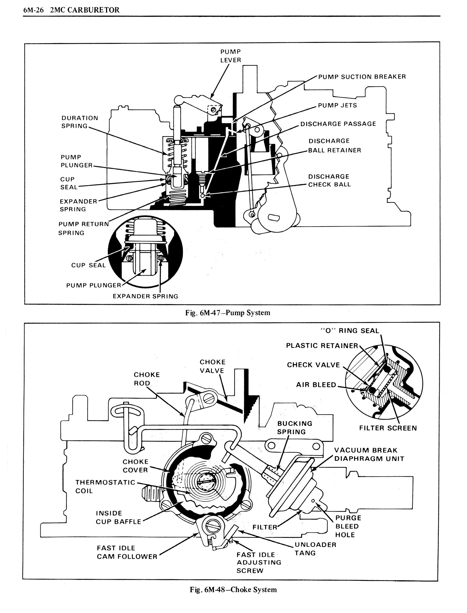1976 Oldsmobile Service Manual page 580 of 1390